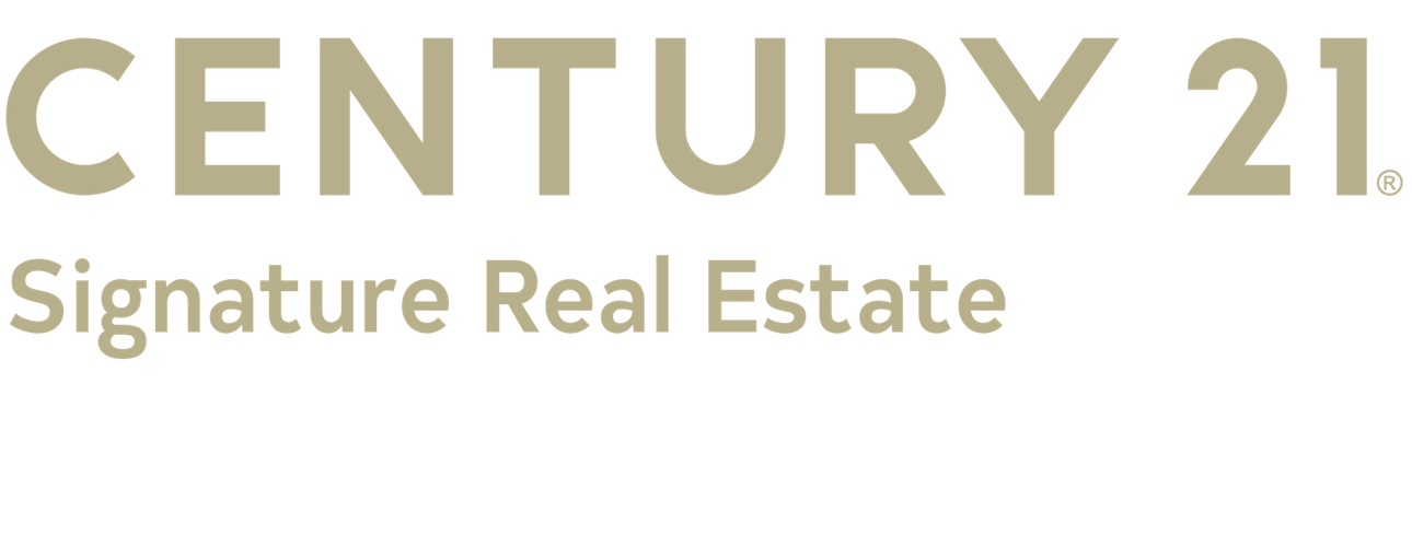 Meghan Ruckle of CENTURY 21 Signature Real Estate logo
