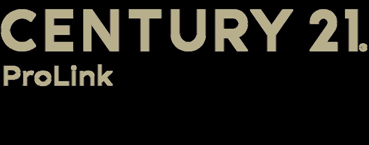 Julie Hurt of CENTURY 21 ProLink logo