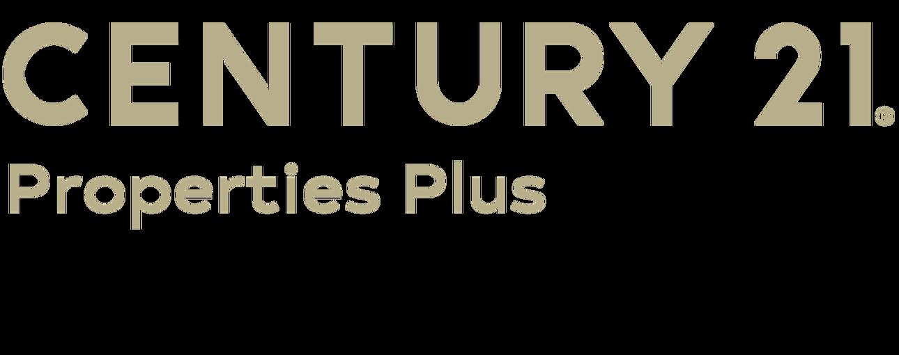 Rob Sturm of CENTURY 21 Properties Plus logo