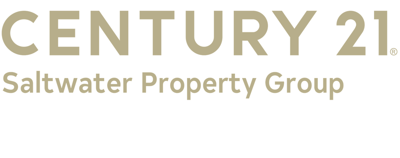 Joe Hatin of CENTURY 21 Saltwater Property Group logo