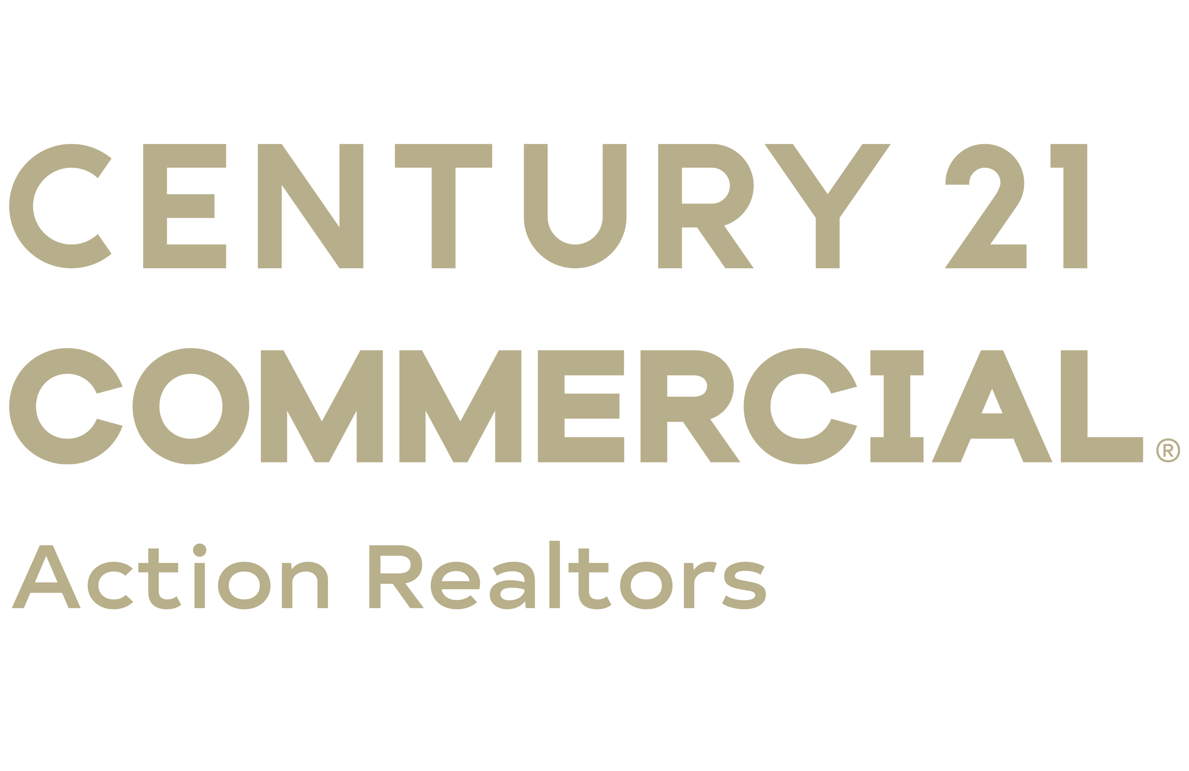 Jody Bullinger of CENTURY 21 Action Realtors logo