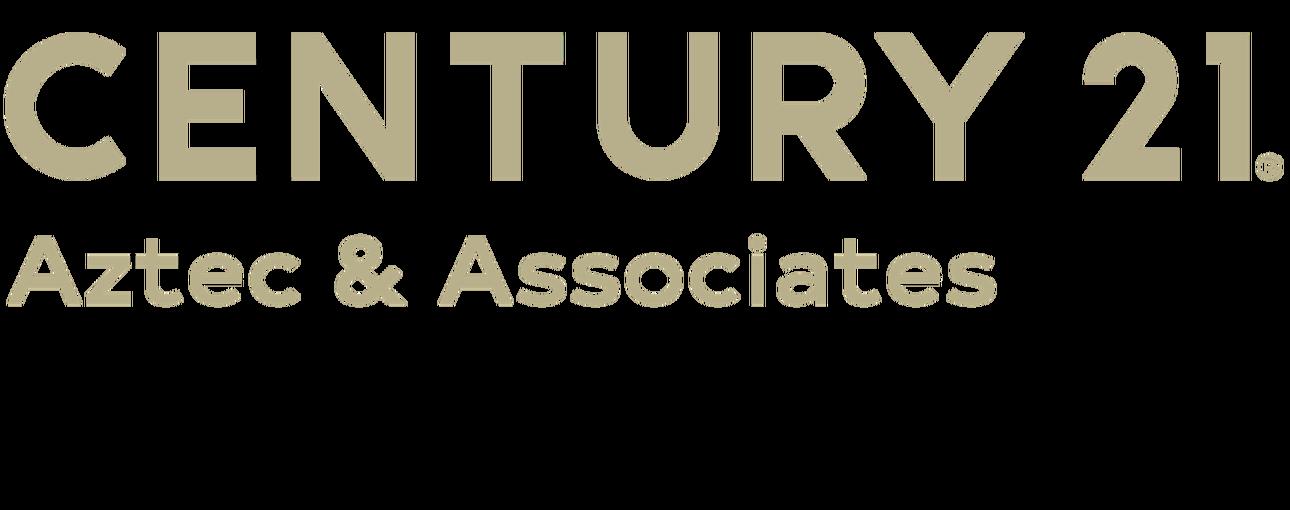 Larry Hegeman of CENTURY 21 Aztec & Associates logo