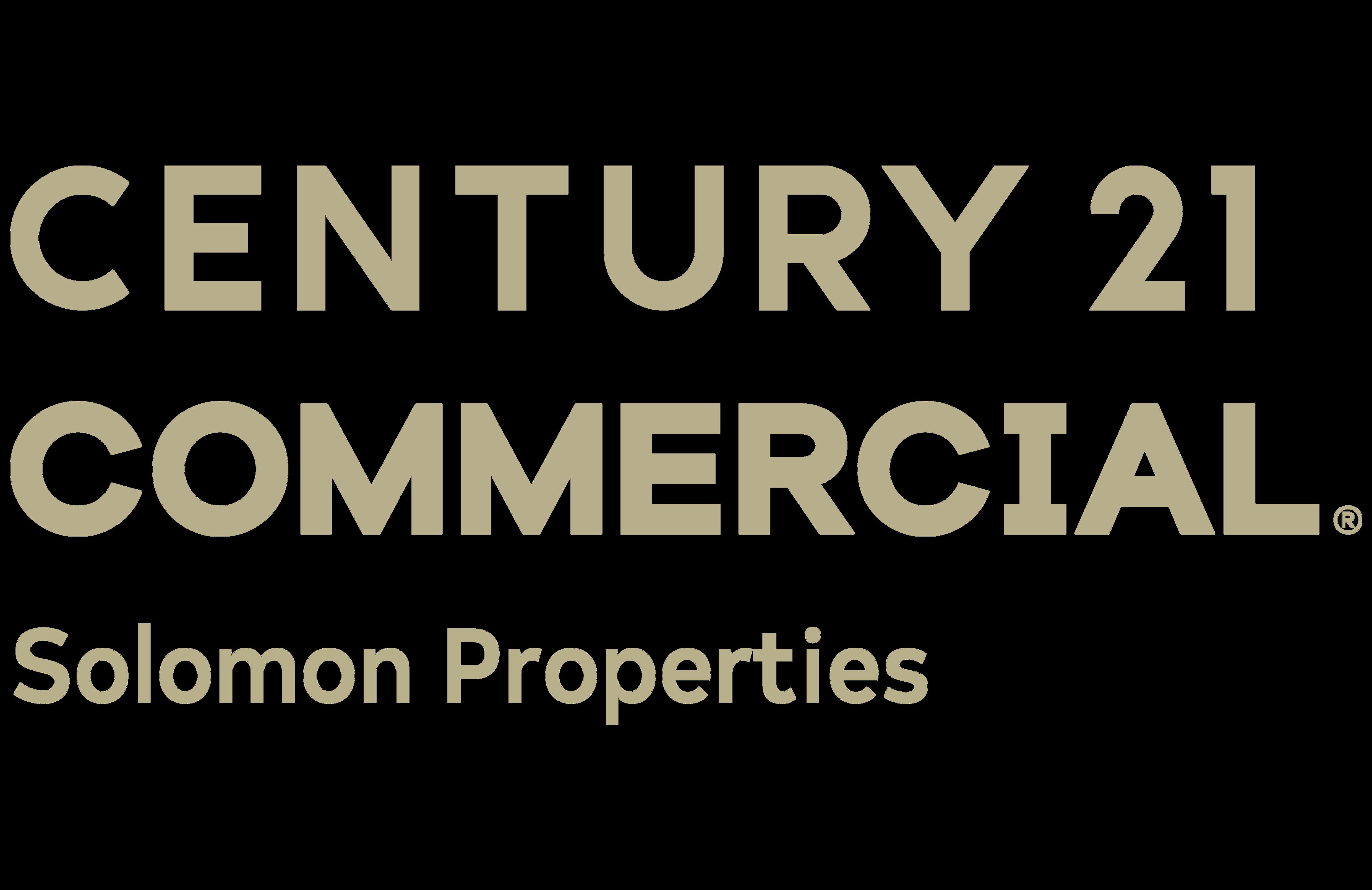 Sheldon Solomon of CENTURY 21 Solomon Properties logo