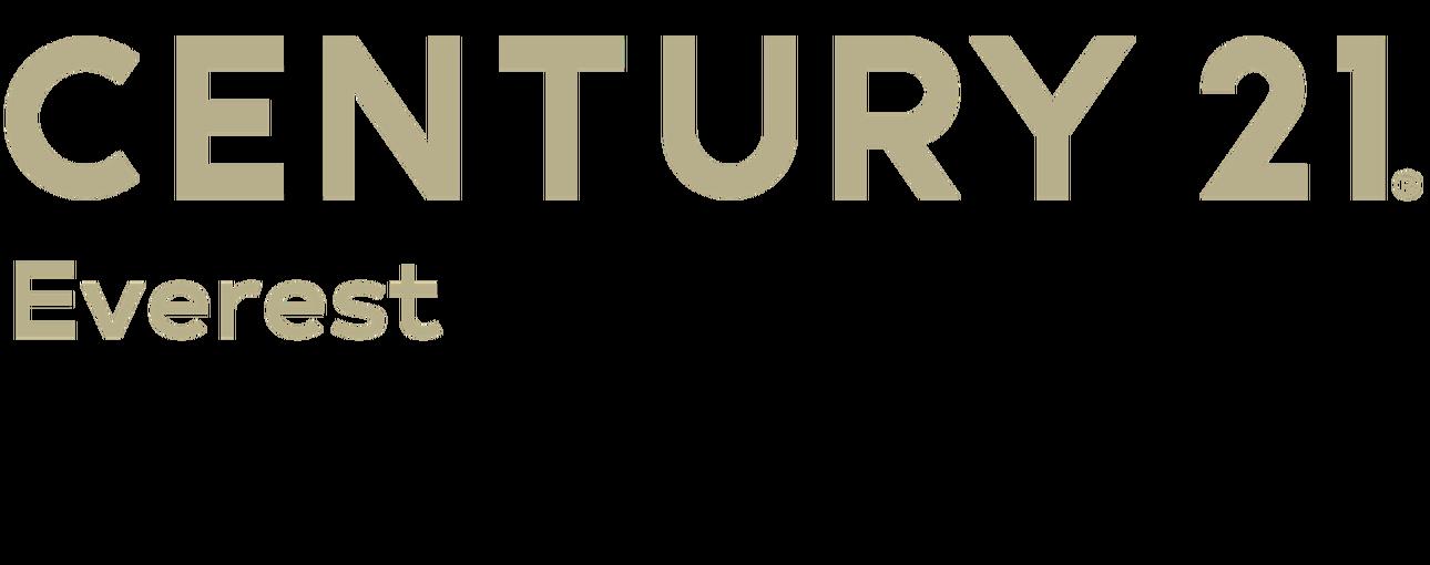 Matthew Salter of CENTURY 21 Everest logo