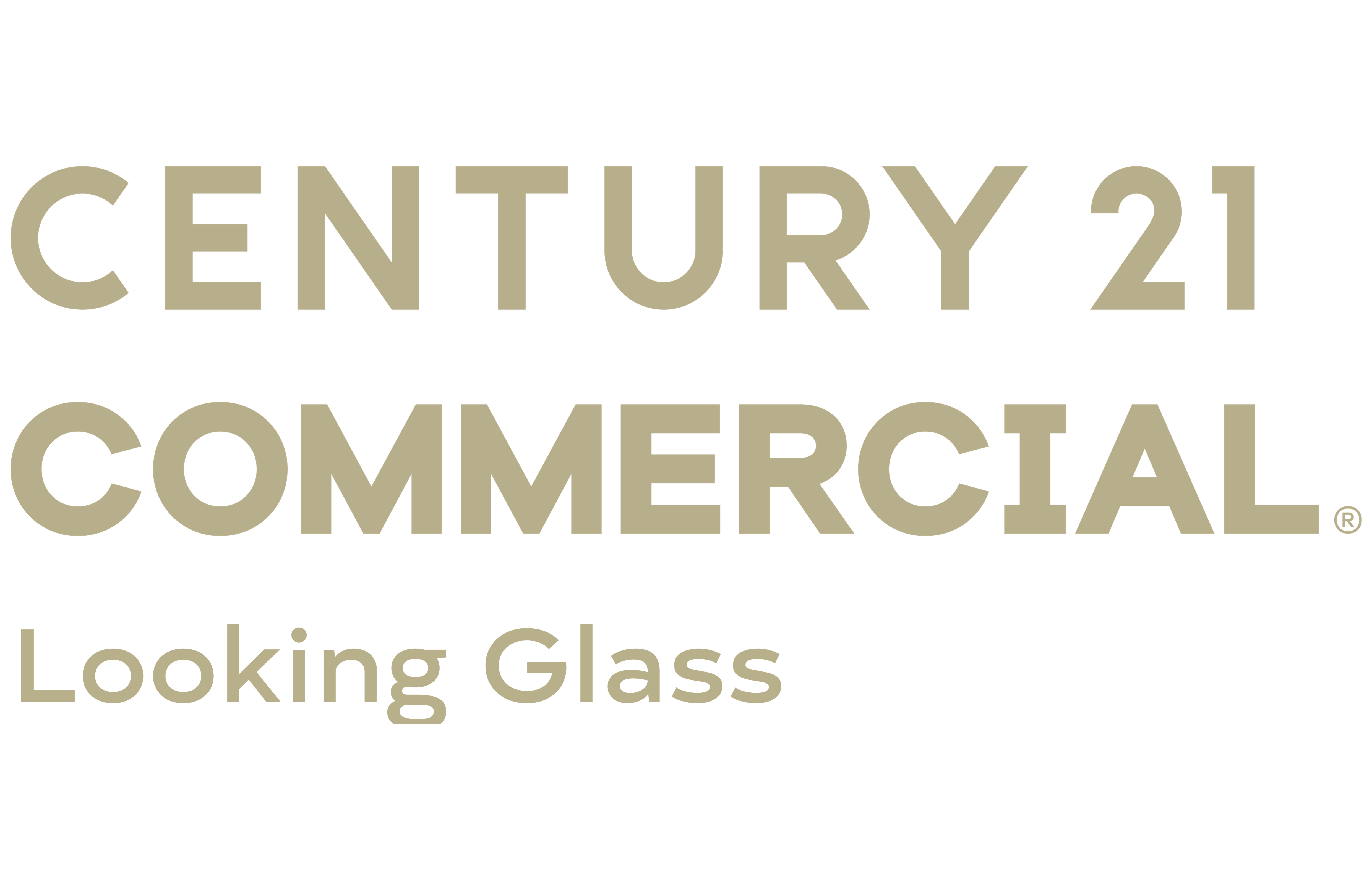 The Fox Team of CENTURY 21 Looking Glass logo