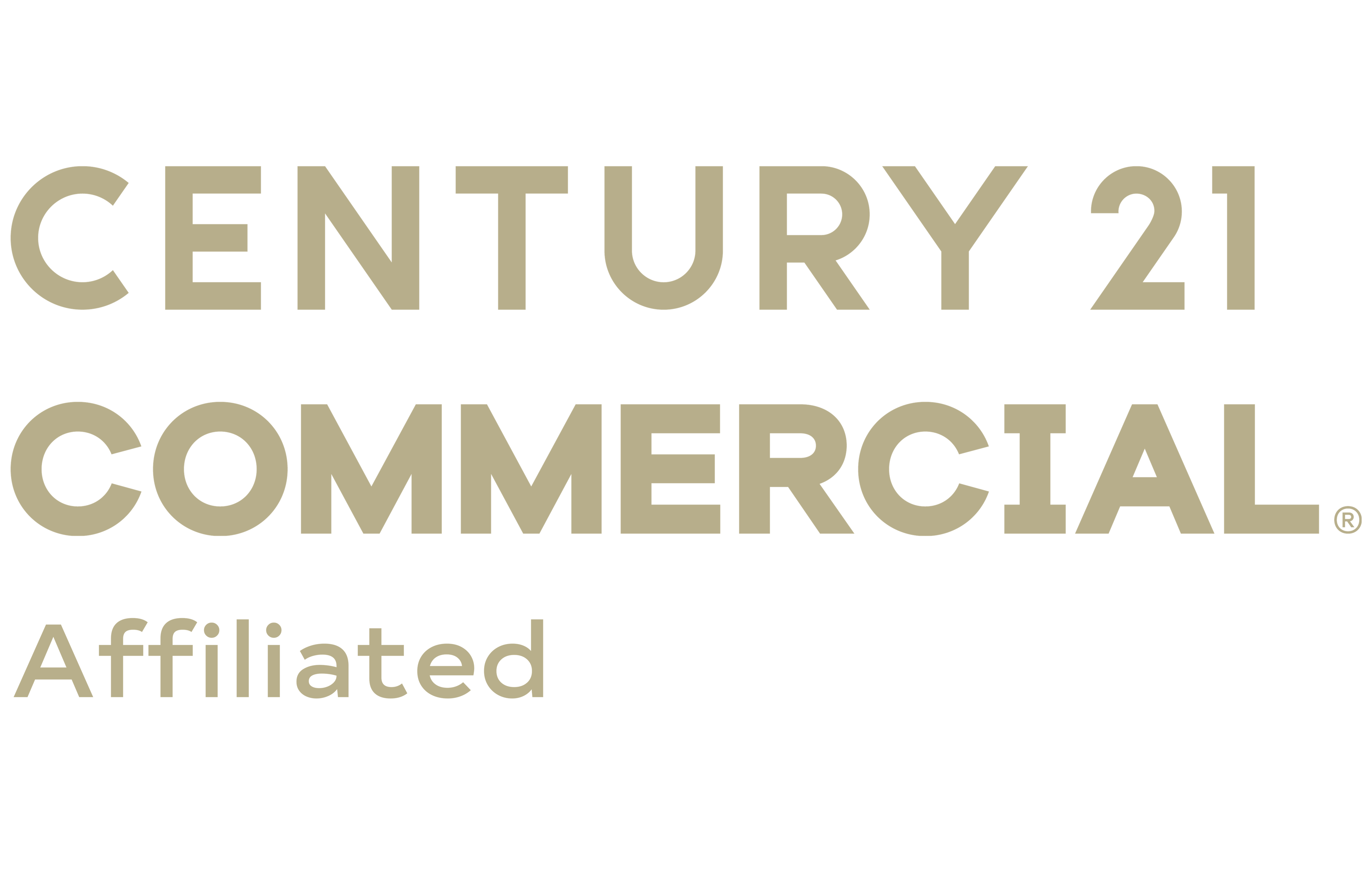 Jeff Shaw of CENTURY 21 Affiliated logo