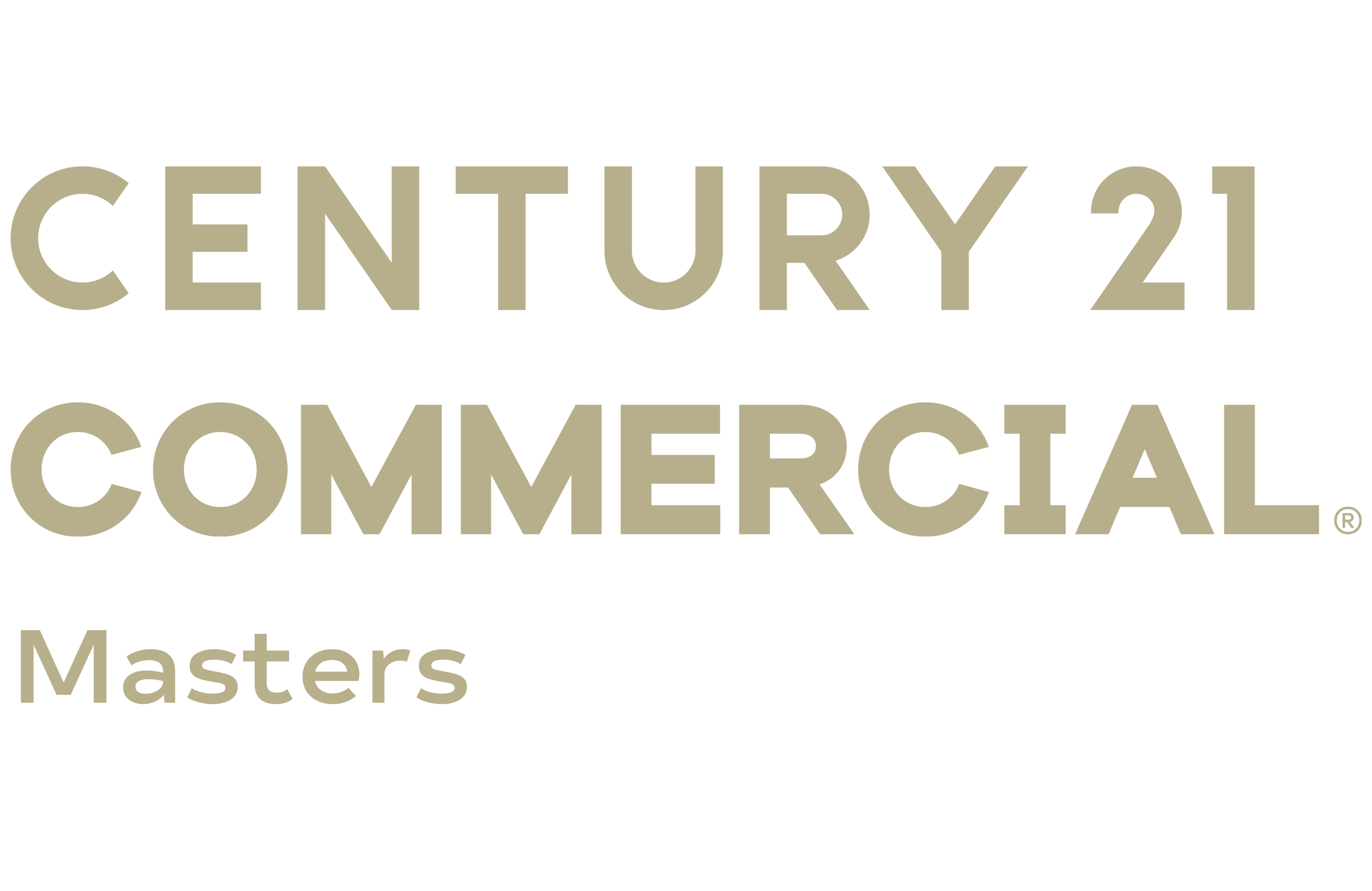 August Wen of CENTURY 21 Masters logo