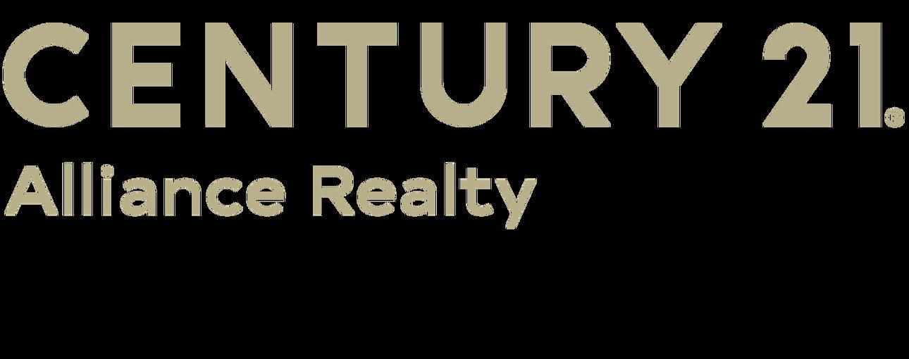 Marie McLaughlin of CENTURY 21 Alliance Realty logo
