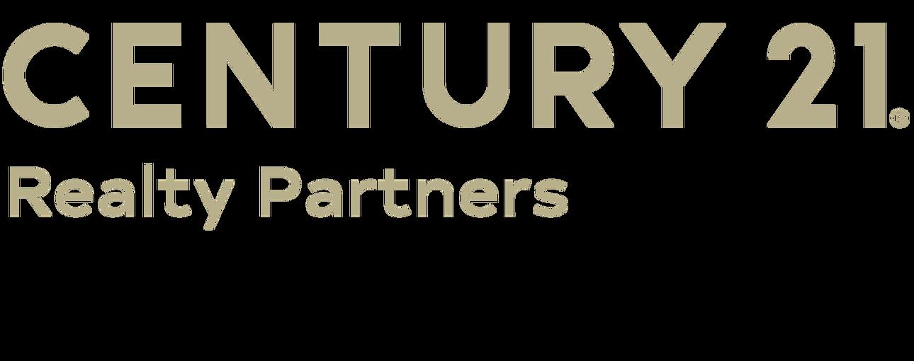 David Hageman of CENTURY 21 Realty Partners logo