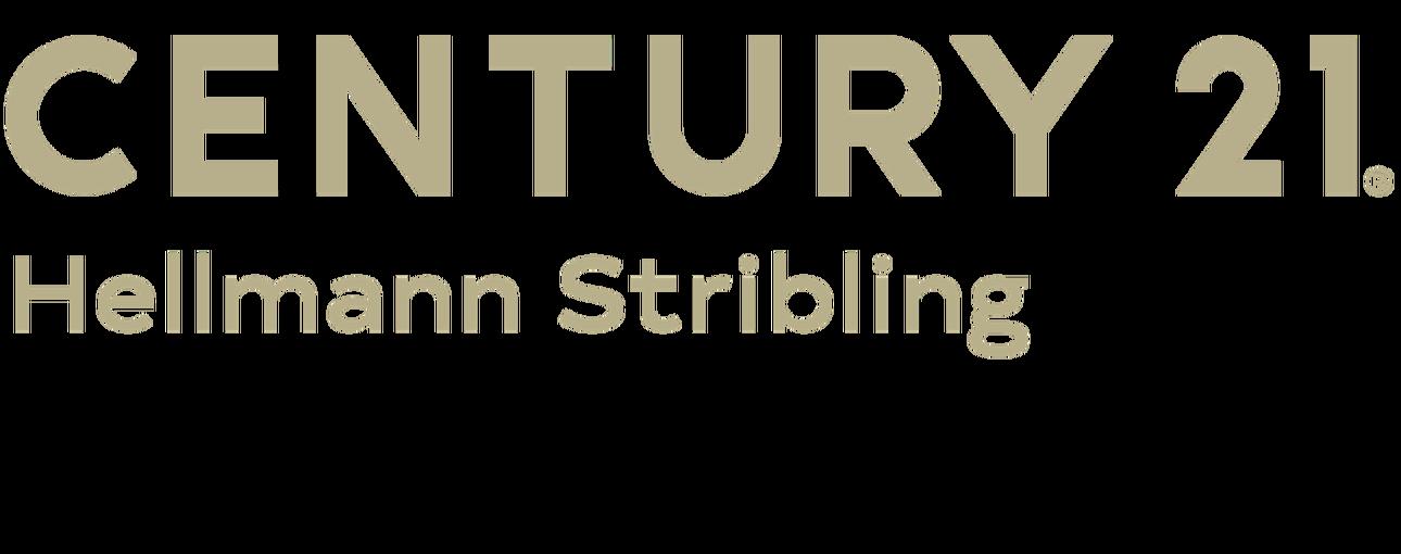 Troy Hellmann of CENTURY 21 Hellmann Stribling logo