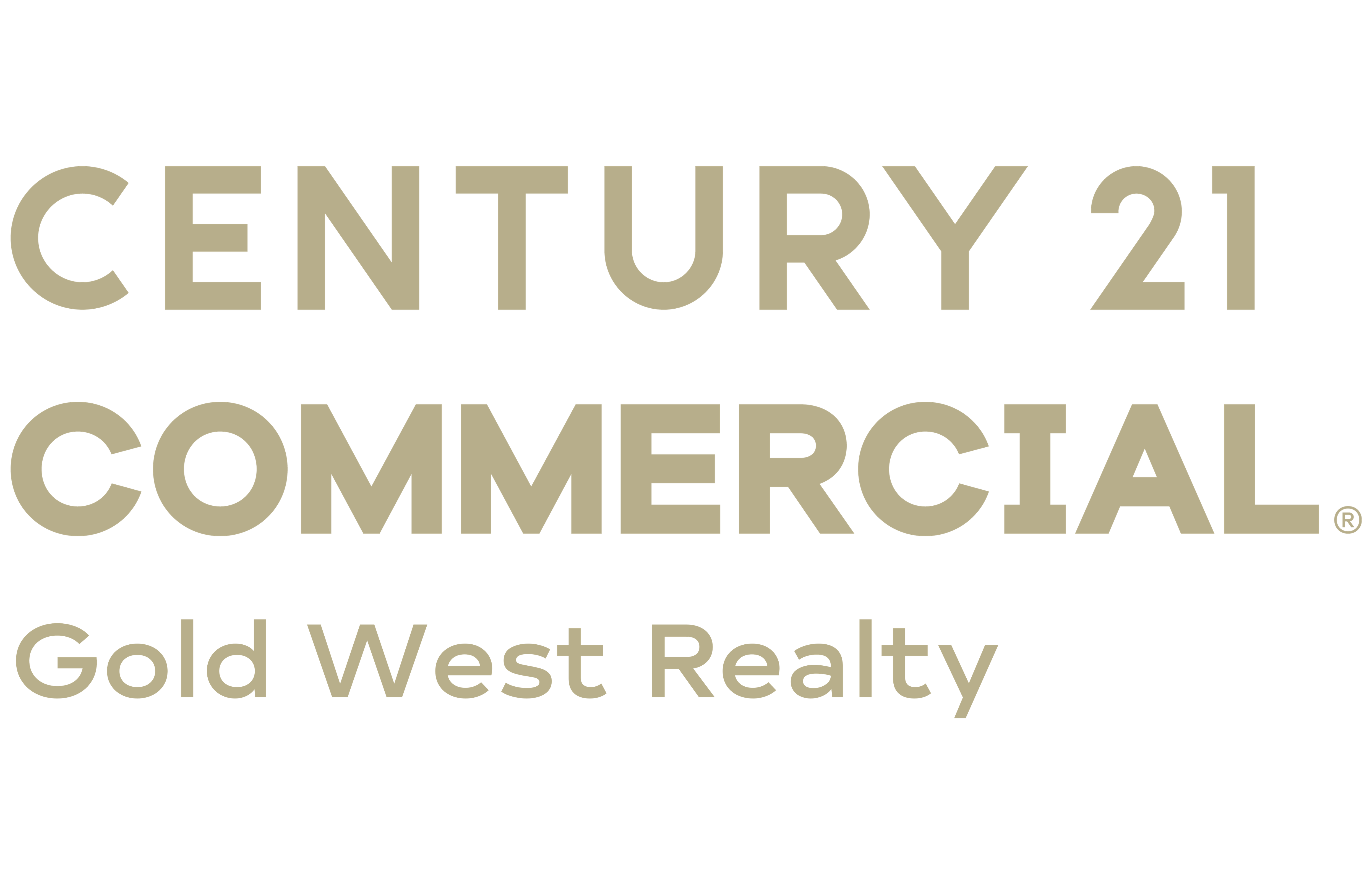 CENTURY 21 Gold West Realty