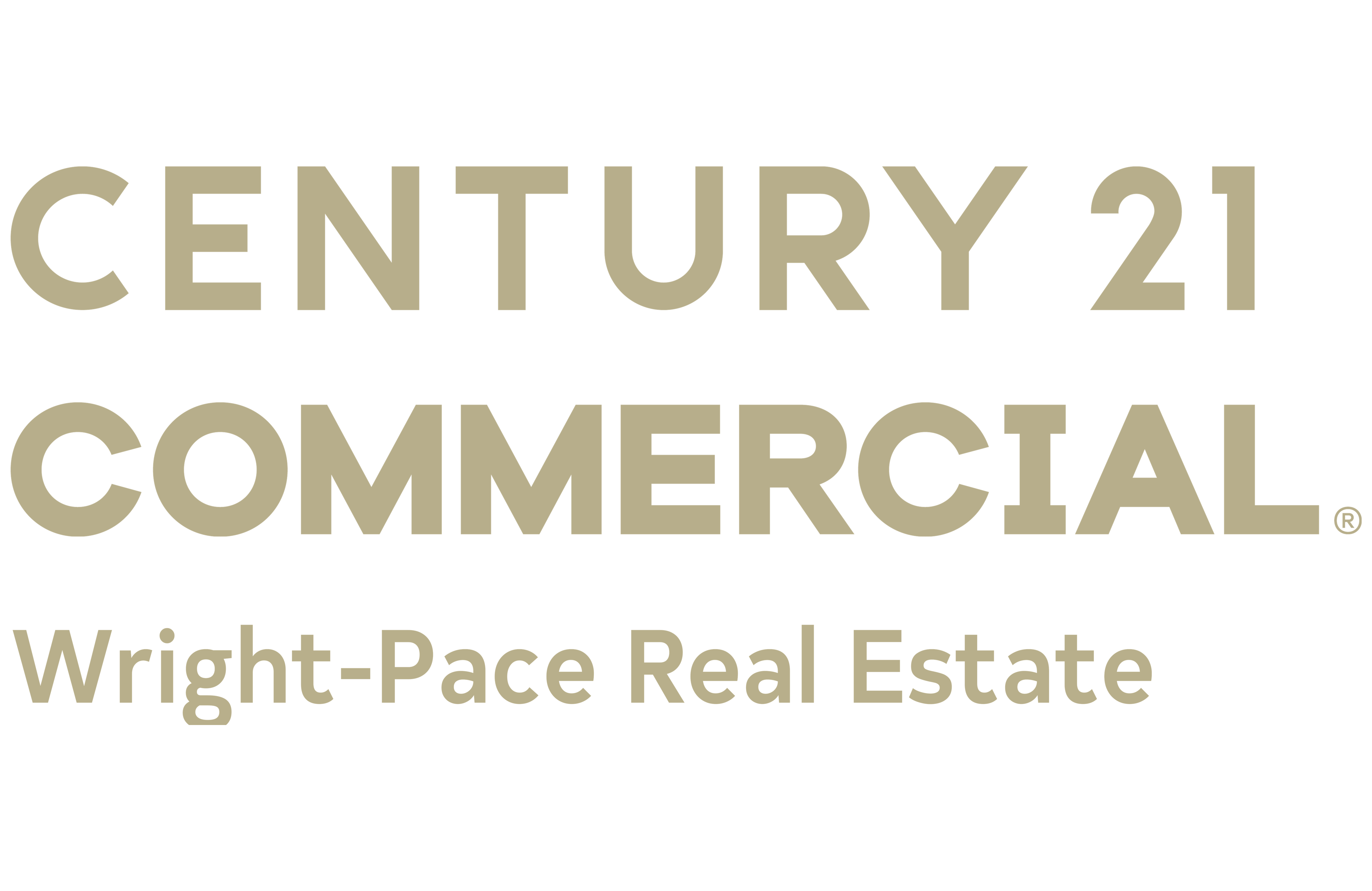 Jason Cook of CENTURY 21 Wright-Pace Real Estate logo
