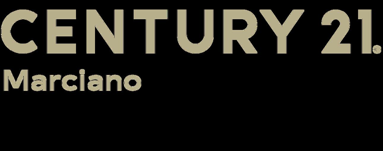 Renee Lepore of CENTURY 21 Marciano logo