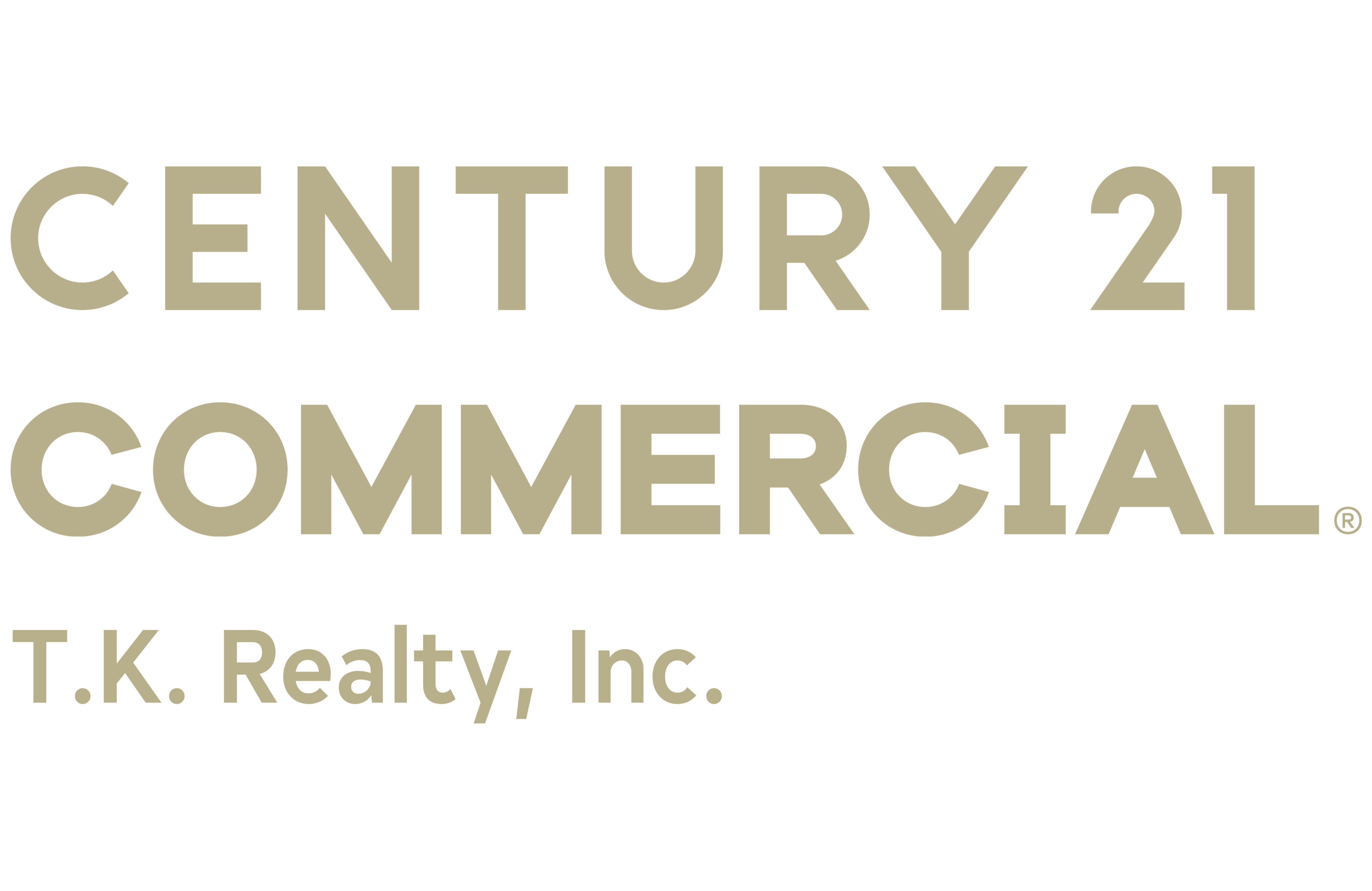 Nick Kostopoulos of CENTURY 21 T.K. Realty, Inc. logo