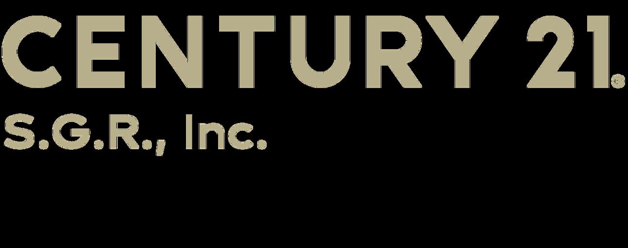 Faustino Aguilera of CENTURY 21 S.G.R., Inc. logo