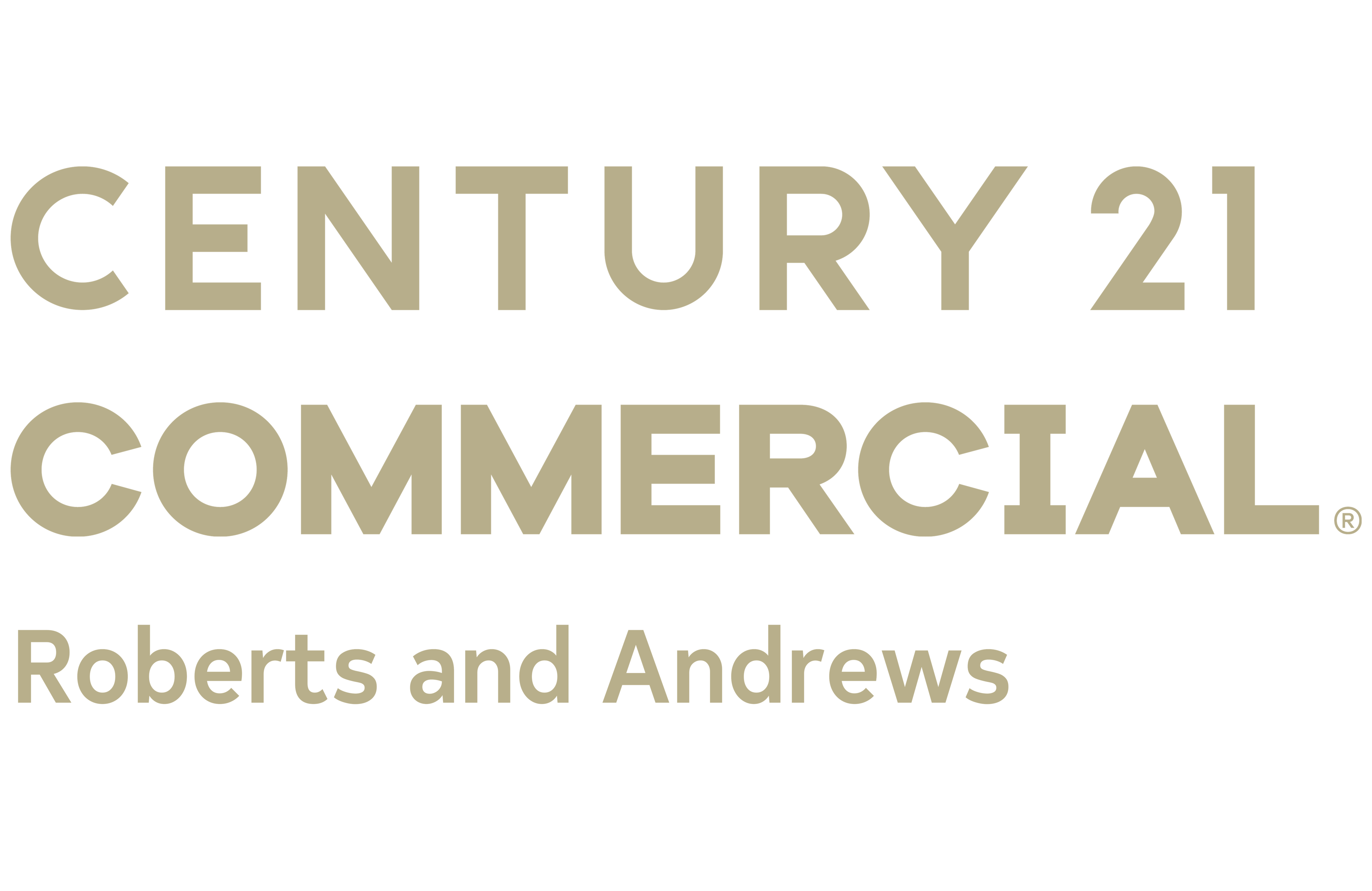 Maureen Forgette of CENTURY 21 Roberts and Andrews logo
