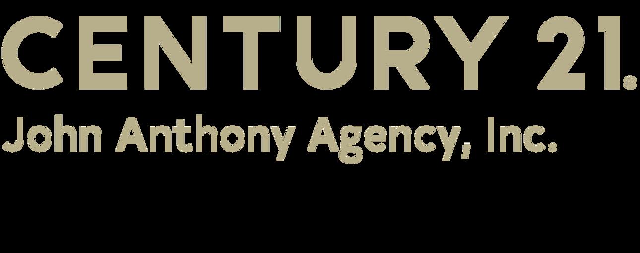 Paul Lane of CENTURY 21 John Anthony Agency, Inc. logo