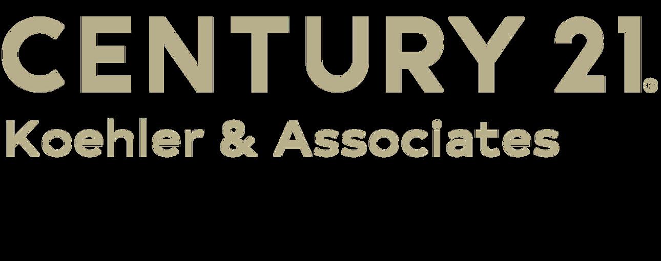 Monica Metzger of CENTURY 21 Koehler & Associates logo