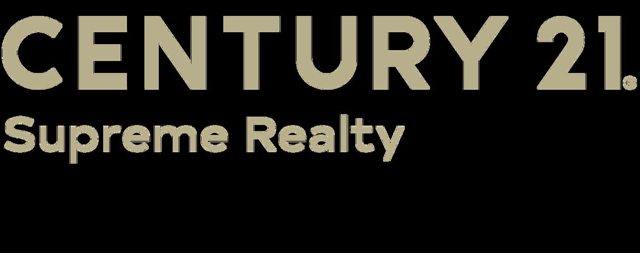 Janusz Tom Minkina of CENTURY 21 Supreme Realty logo