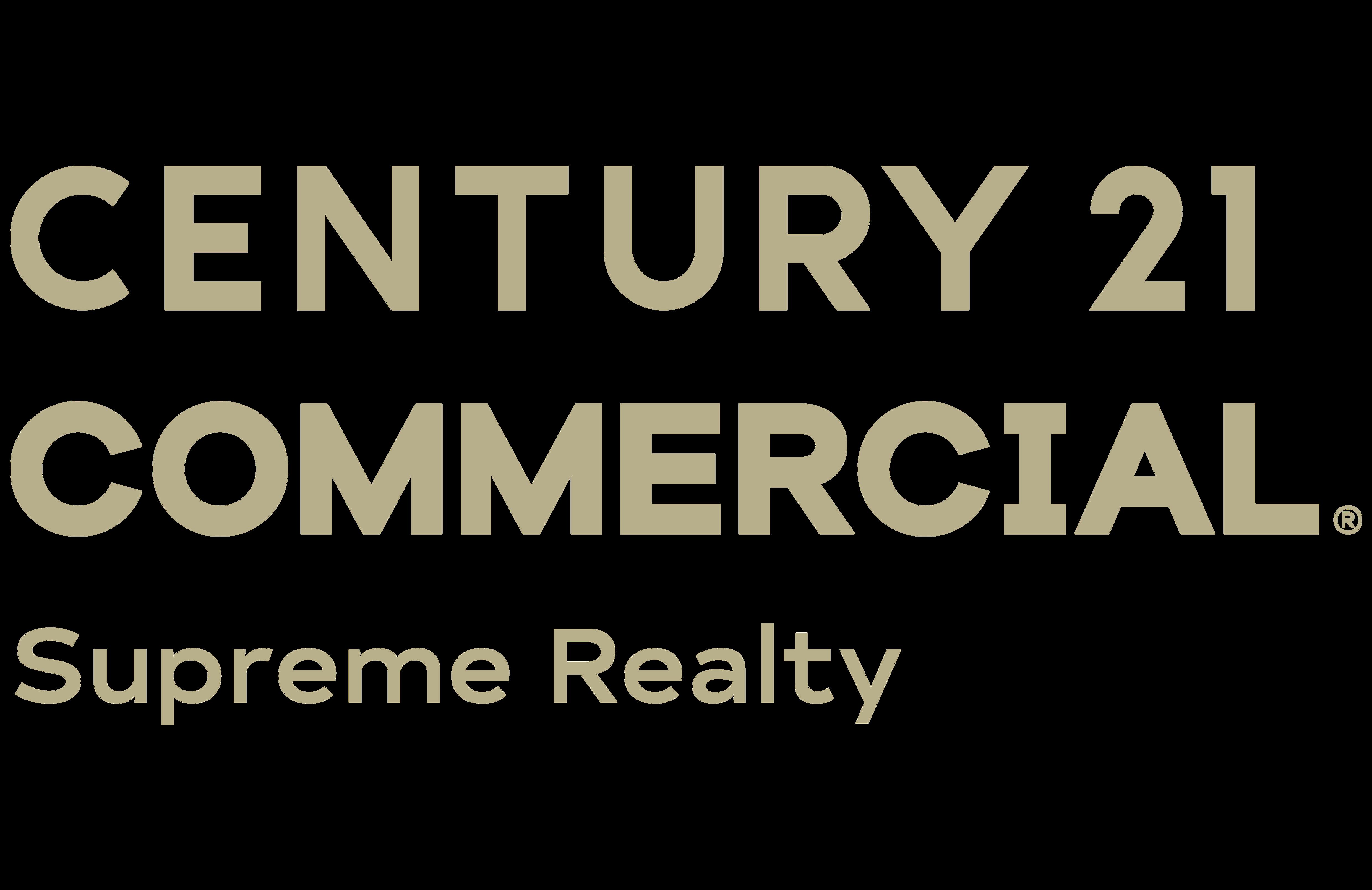 Romuald Mioduszewski of CENTURY 21 Supreme Realty logo