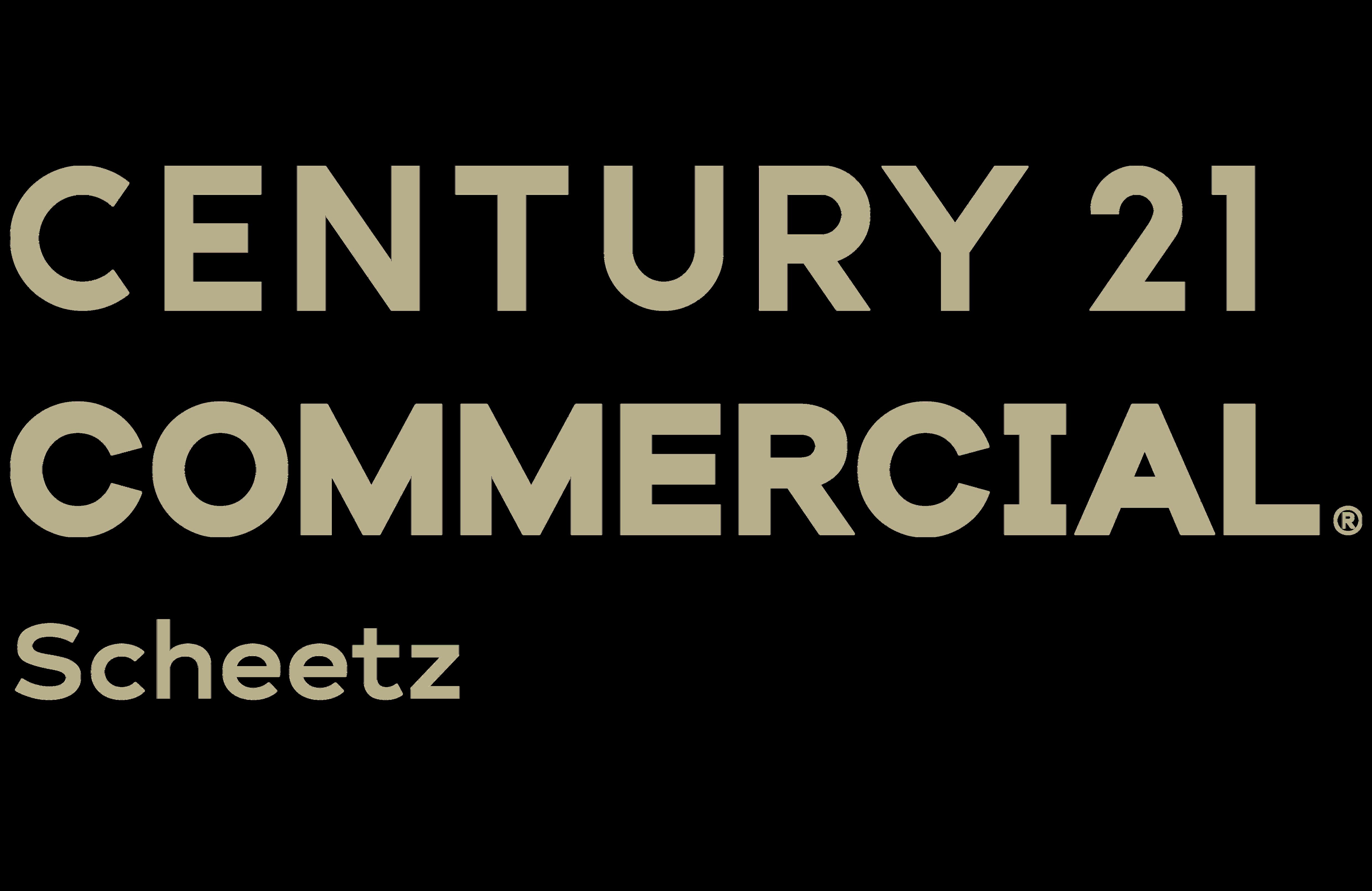 Andrew Gutwein of CENTURY 21 Scheetz logo