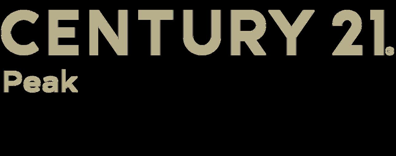 Juan Delacruz of CENTURY 21 Peak logo