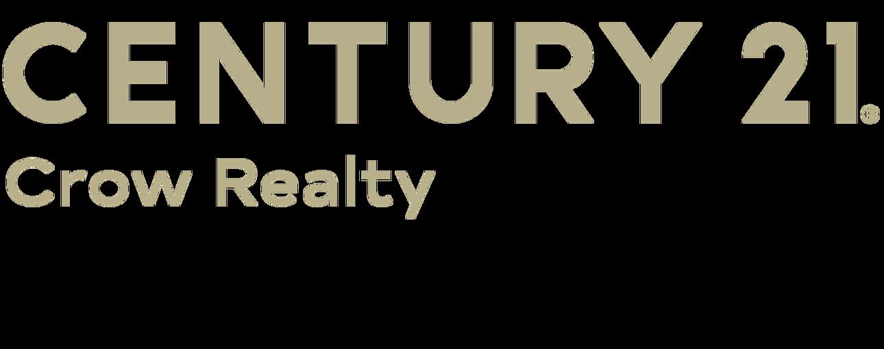 Robert Lang of CENTURY 21 Crow Realty logo