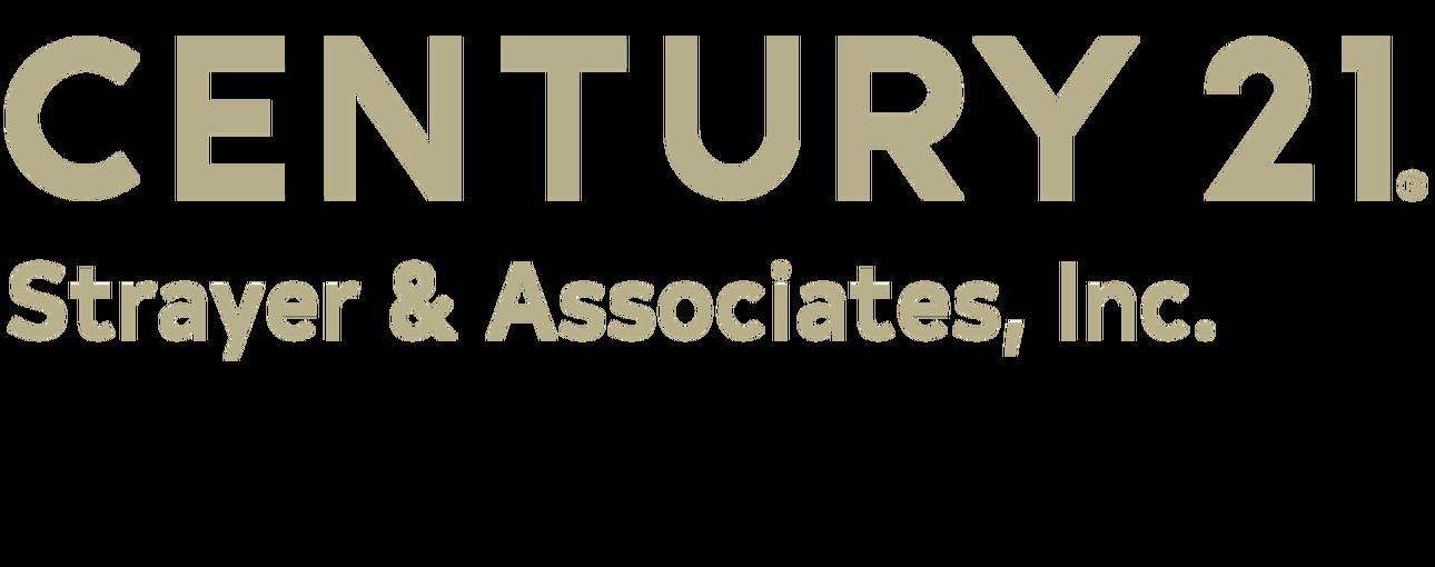 CENTURY 21 Strayer & Associates, Inc.