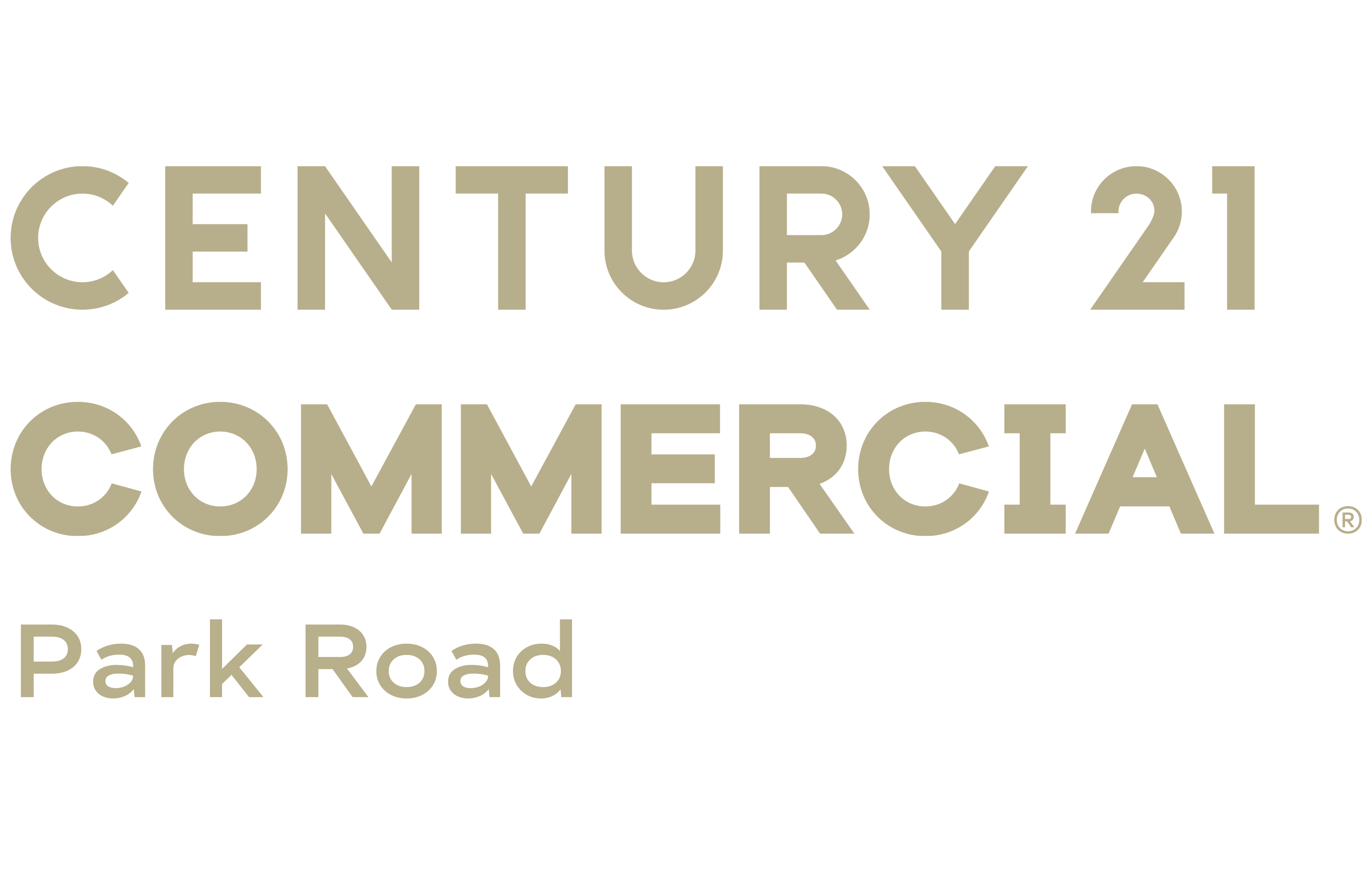 Conrad Vanino of CENTURY 21 Park Road logo