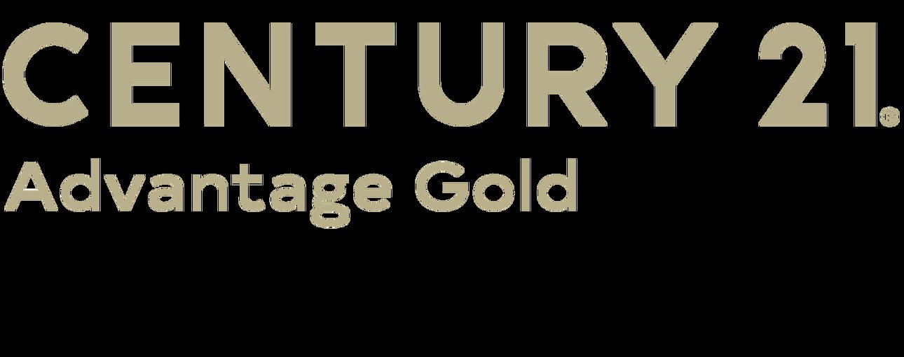 Brian Hodges of CENTURY 21 Advantage Gold logo