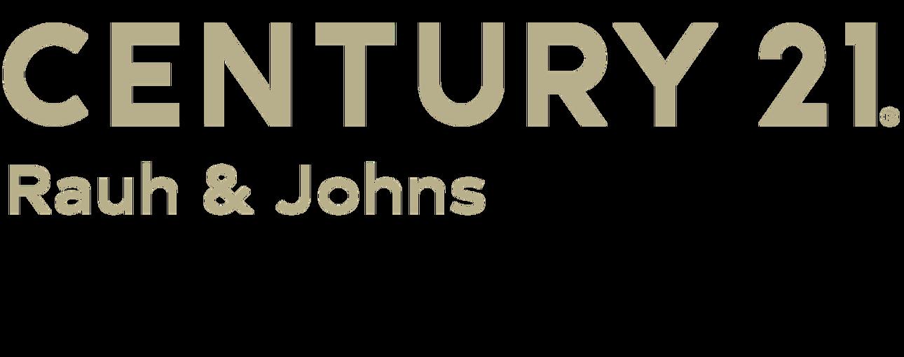 Joseph Rauh of CENTURY 21 Rauh & Johns logo