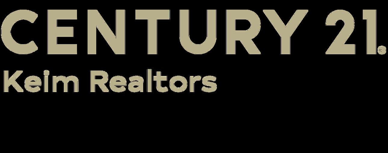 The Weber Team of CENTURY 21 Keim Realtors logo