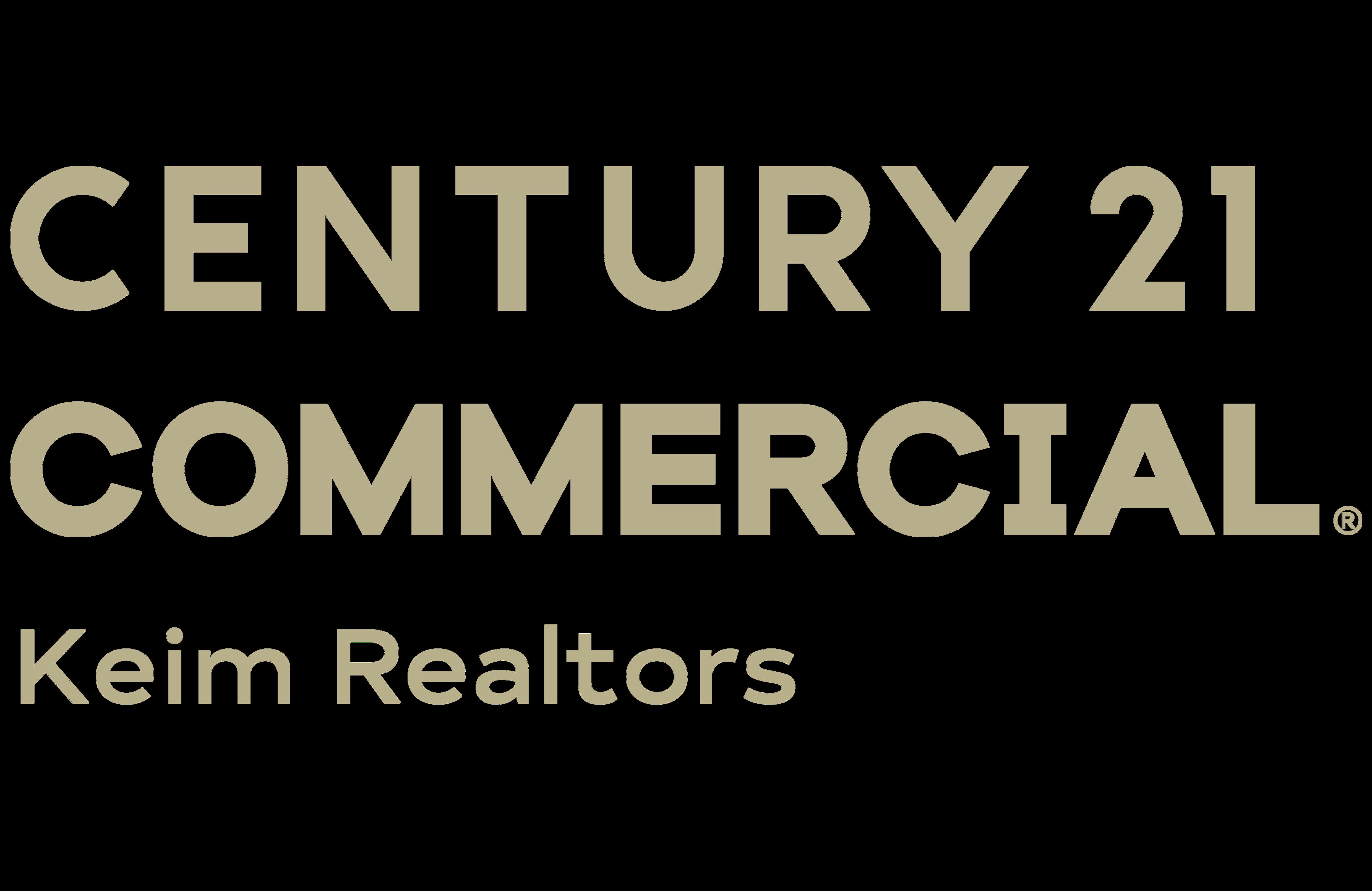 Tarrant Booker of CENTURY 21 Keim Realtors logo
