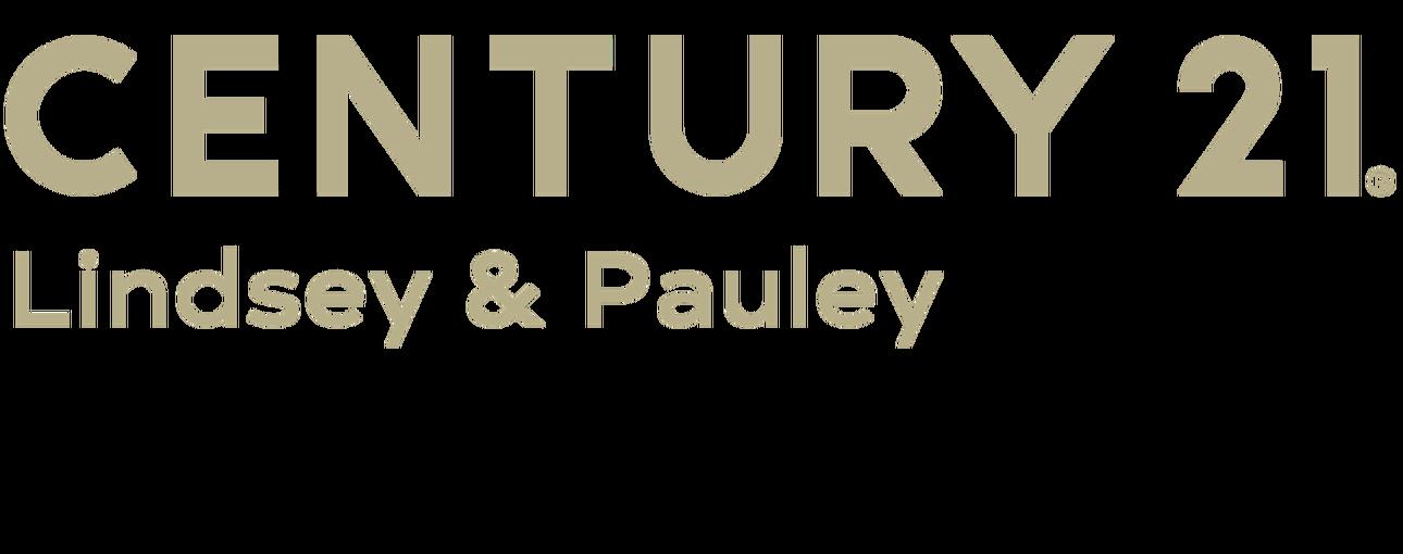 Lydia Spink of CENTURY 21 Lindsey & Pauley logo