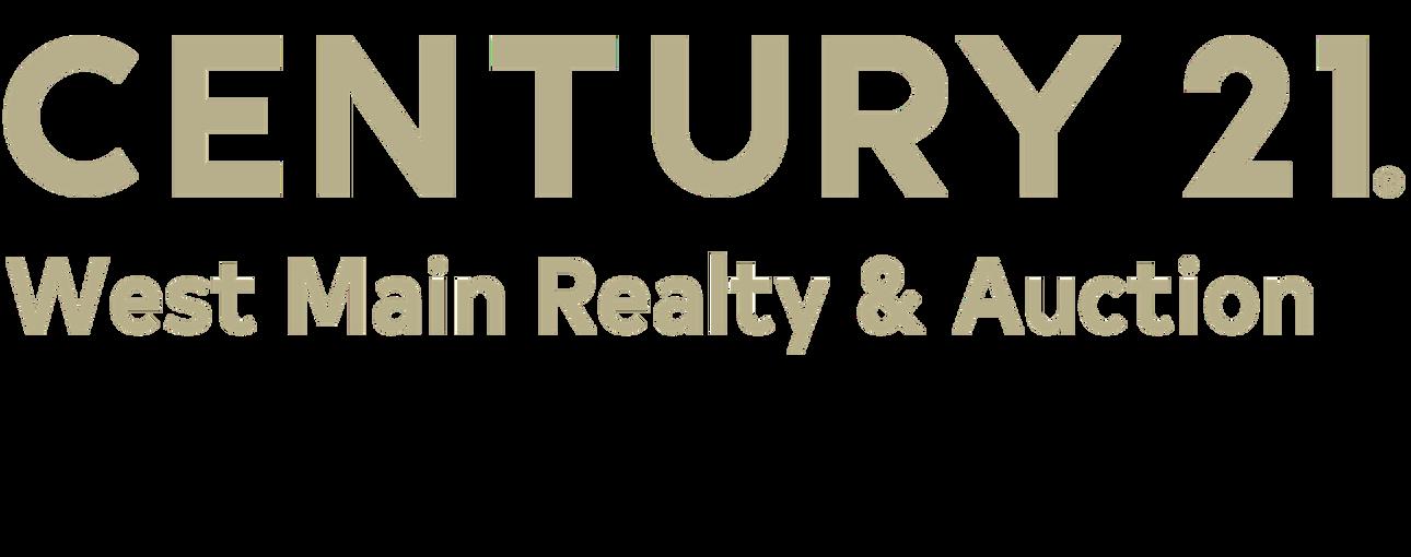Teresa Hatcher of CENTURY 21 West Main Realty & Auction logo