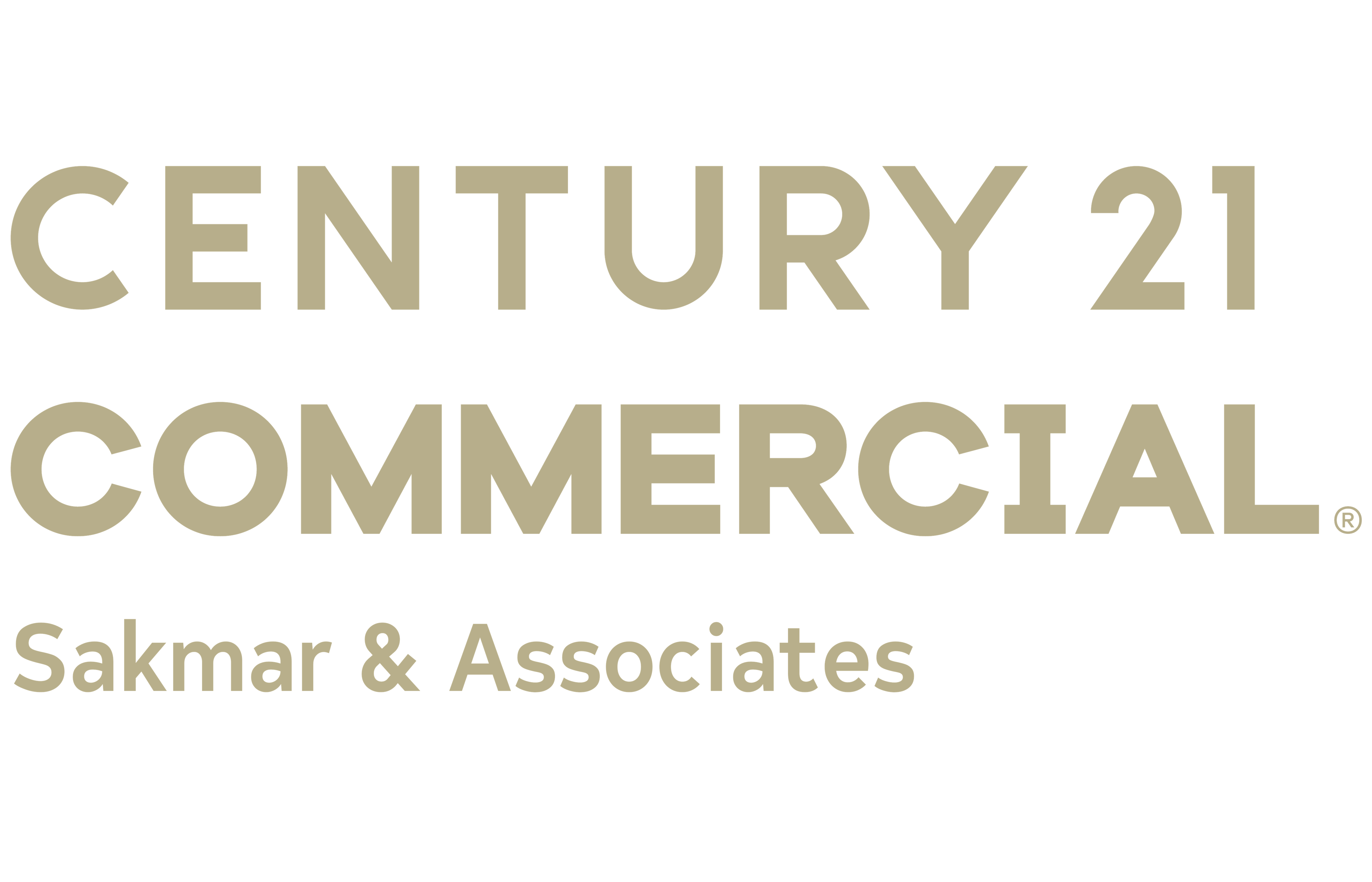 Willard McCardell Jr of CENTURY 21 Sakmar & Associates logo