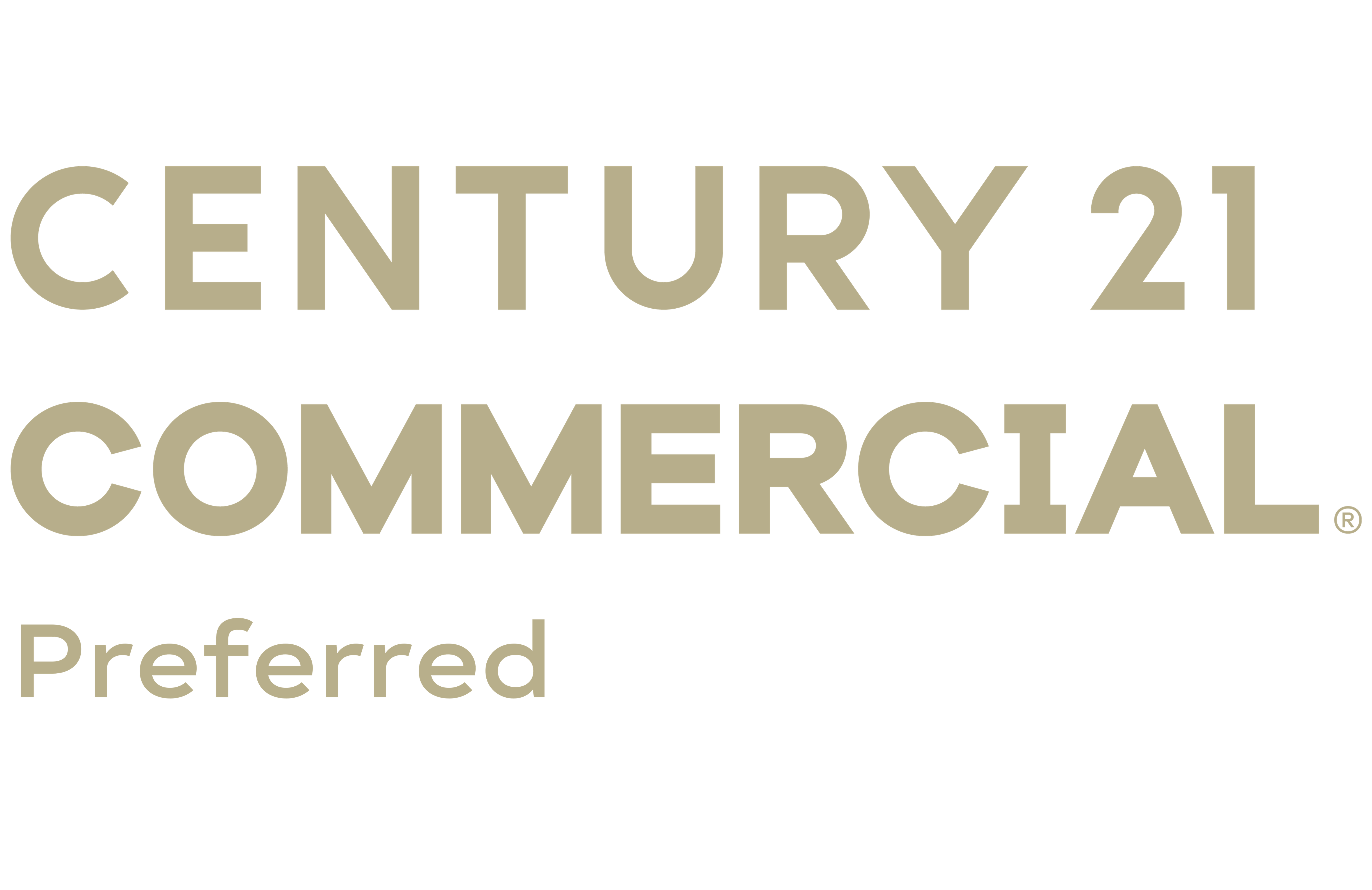 Steve Bailey of CENTURY 21 Preferred logo