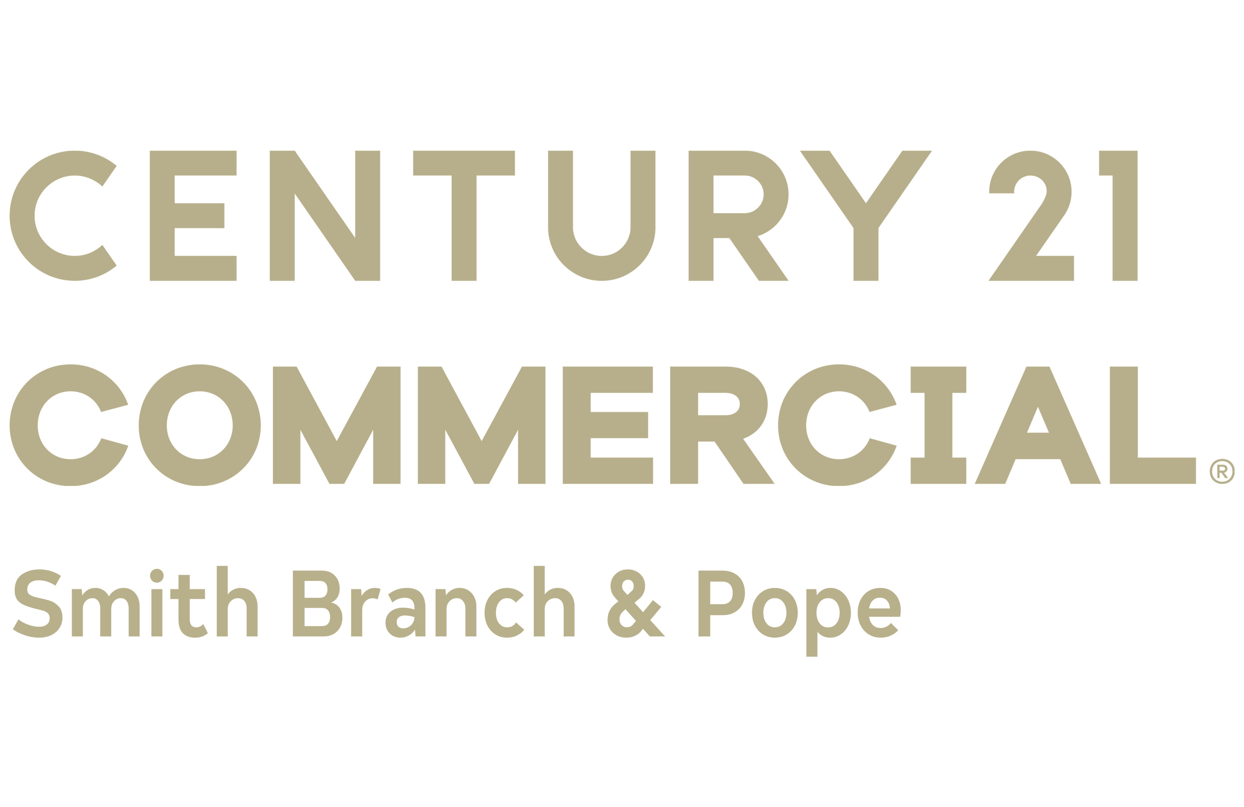 CENTURY 21 Smith Branch & Pope