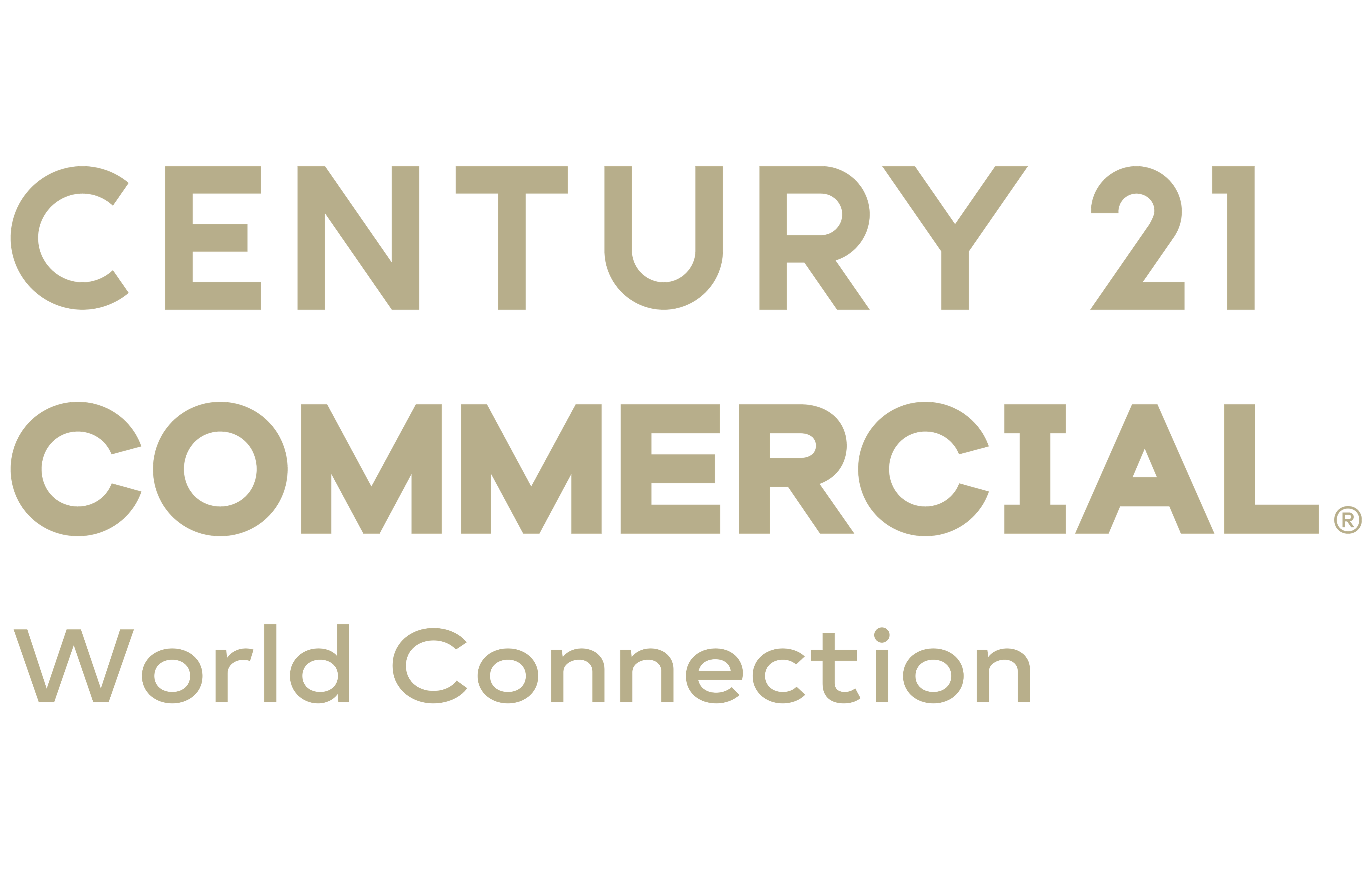 Andres Ocampo of CENTURY 21 World Connection logo