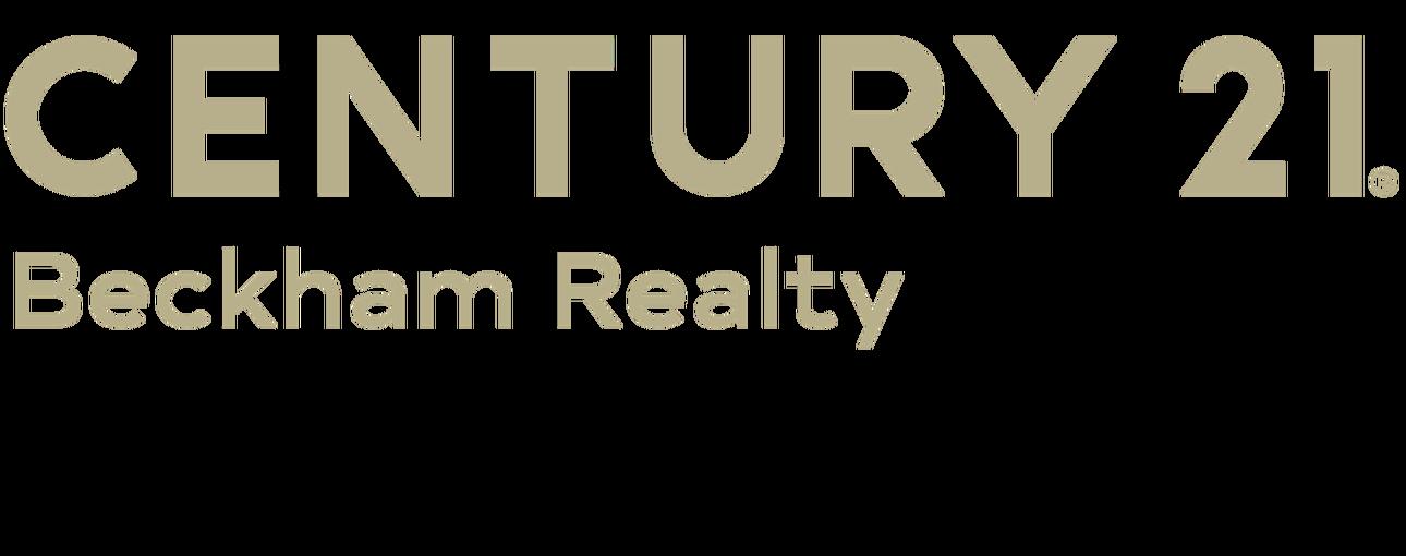 Tedra Dee Beckham of CENTURY 21 Beckham Realty logo