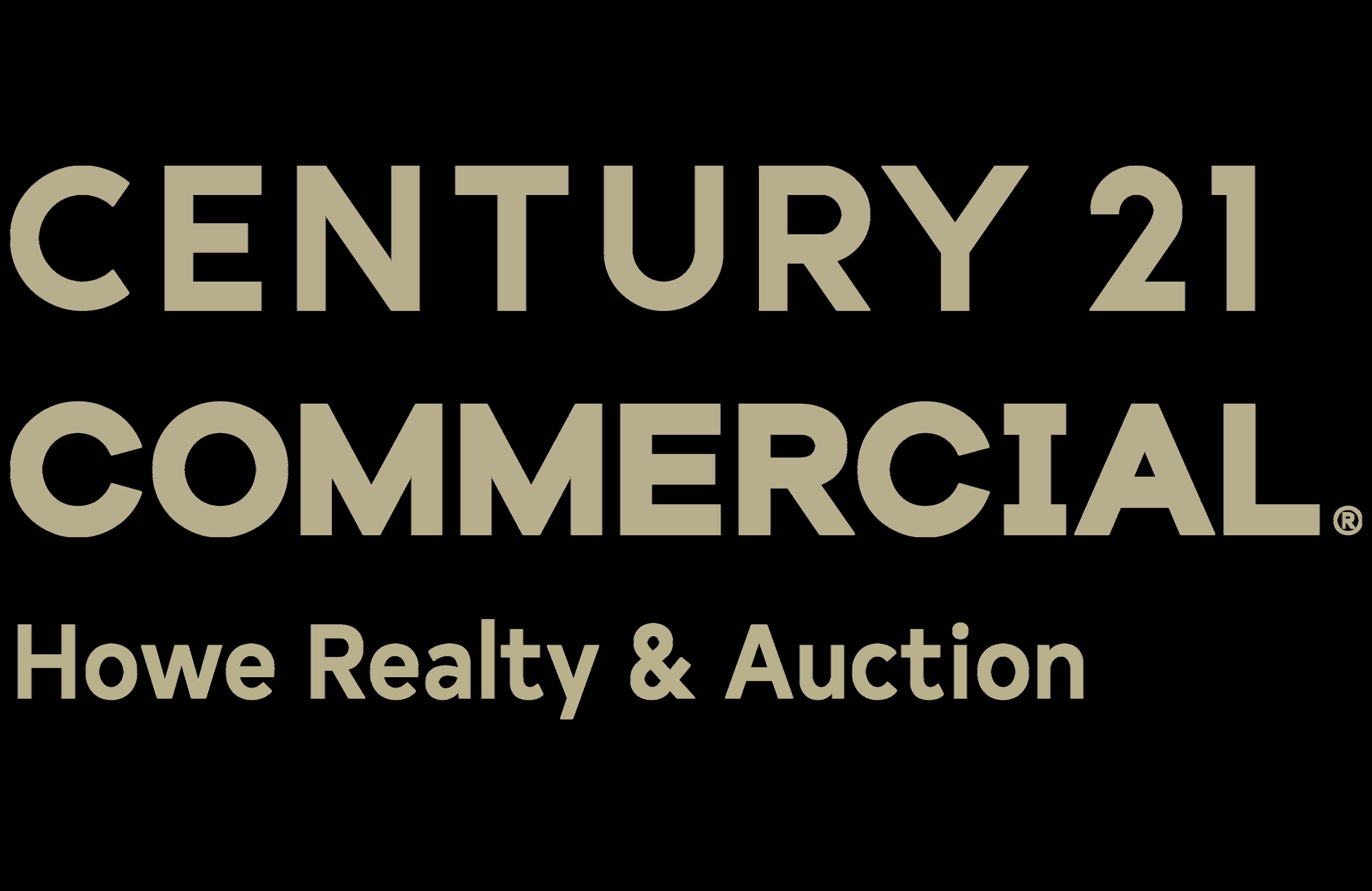 Bryant Howard of CENTURY 21 Howe Realty & Auction logo