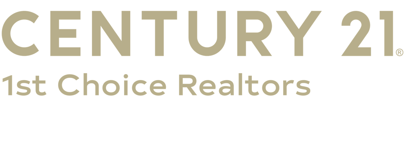 Richard McAllister of CENTURY 21 1st Choice Realtors logo