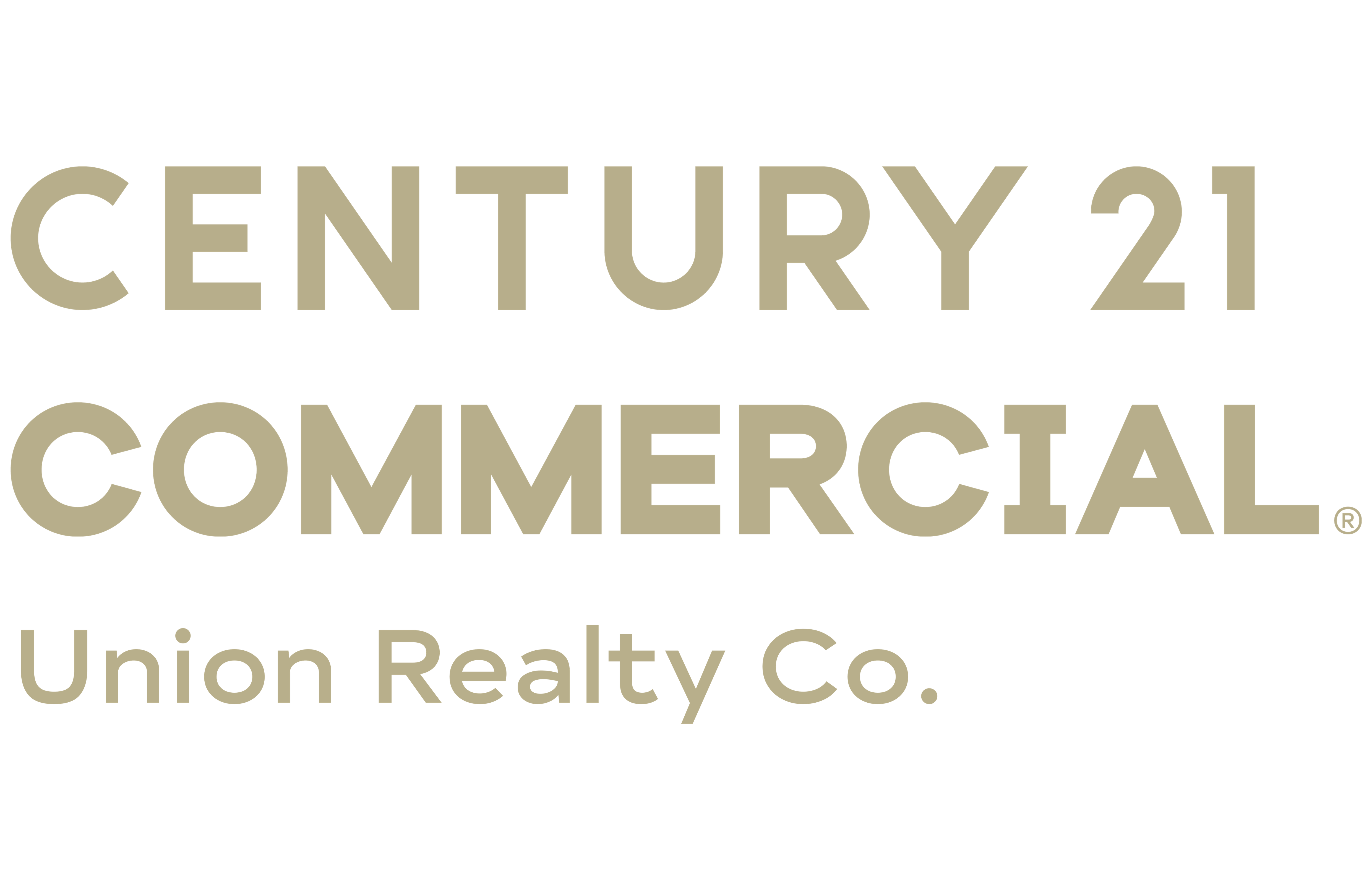 Vishesh Sharma of CENTURY 21 Union Realty Co. logo