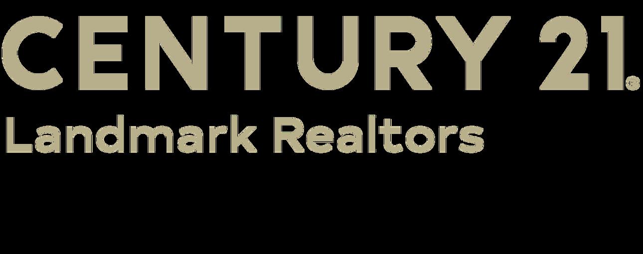 Gretchen Sadaka of CENTURY 21 Landmark Realtors logo