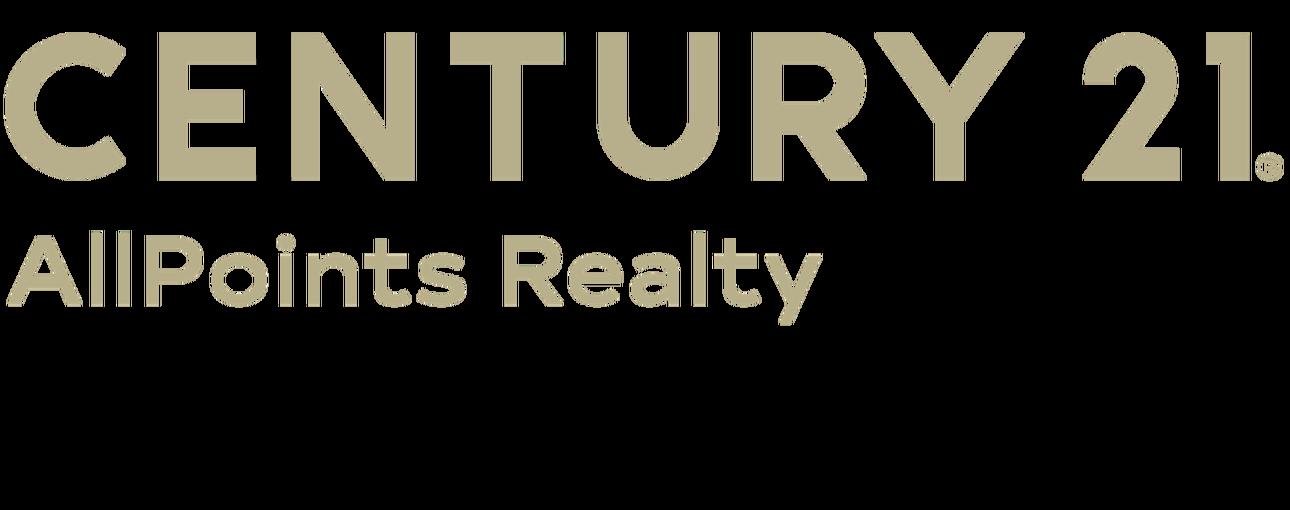 Jeff Petersen of CENTURY 21 AllPoints Realty logo
