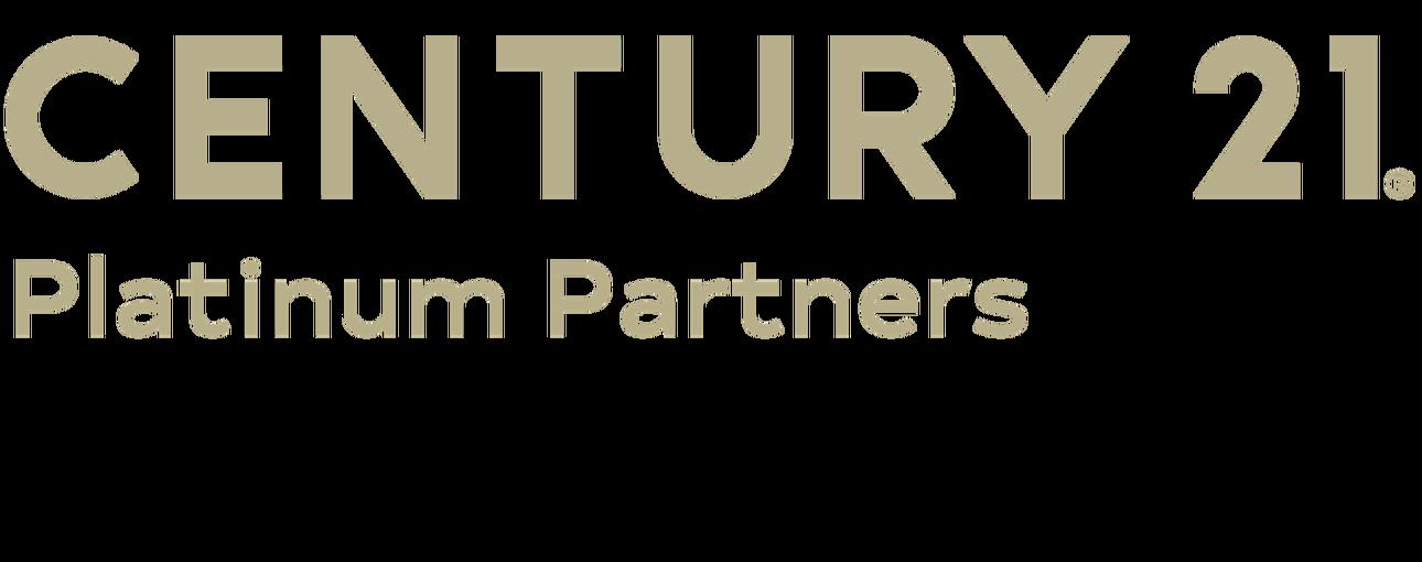 The Platinum Team of CENTURY 21 Platinum Partners logo