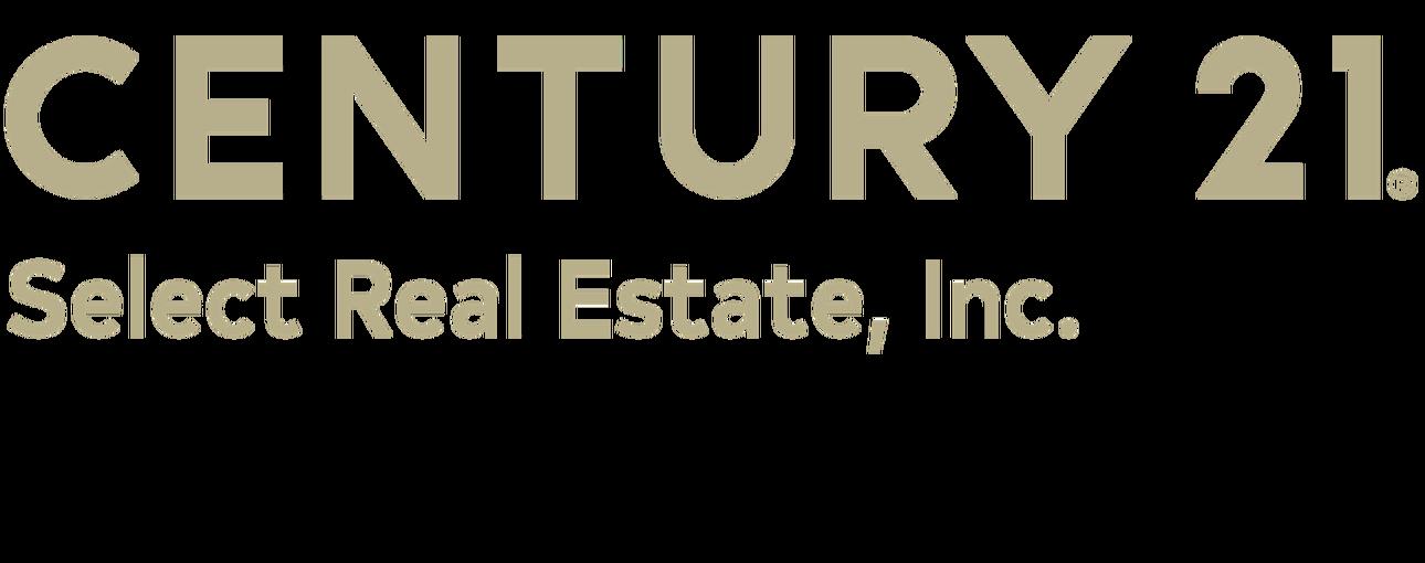Warren Chapman of CENTURY 21 Select Real Estate, Inc. logo