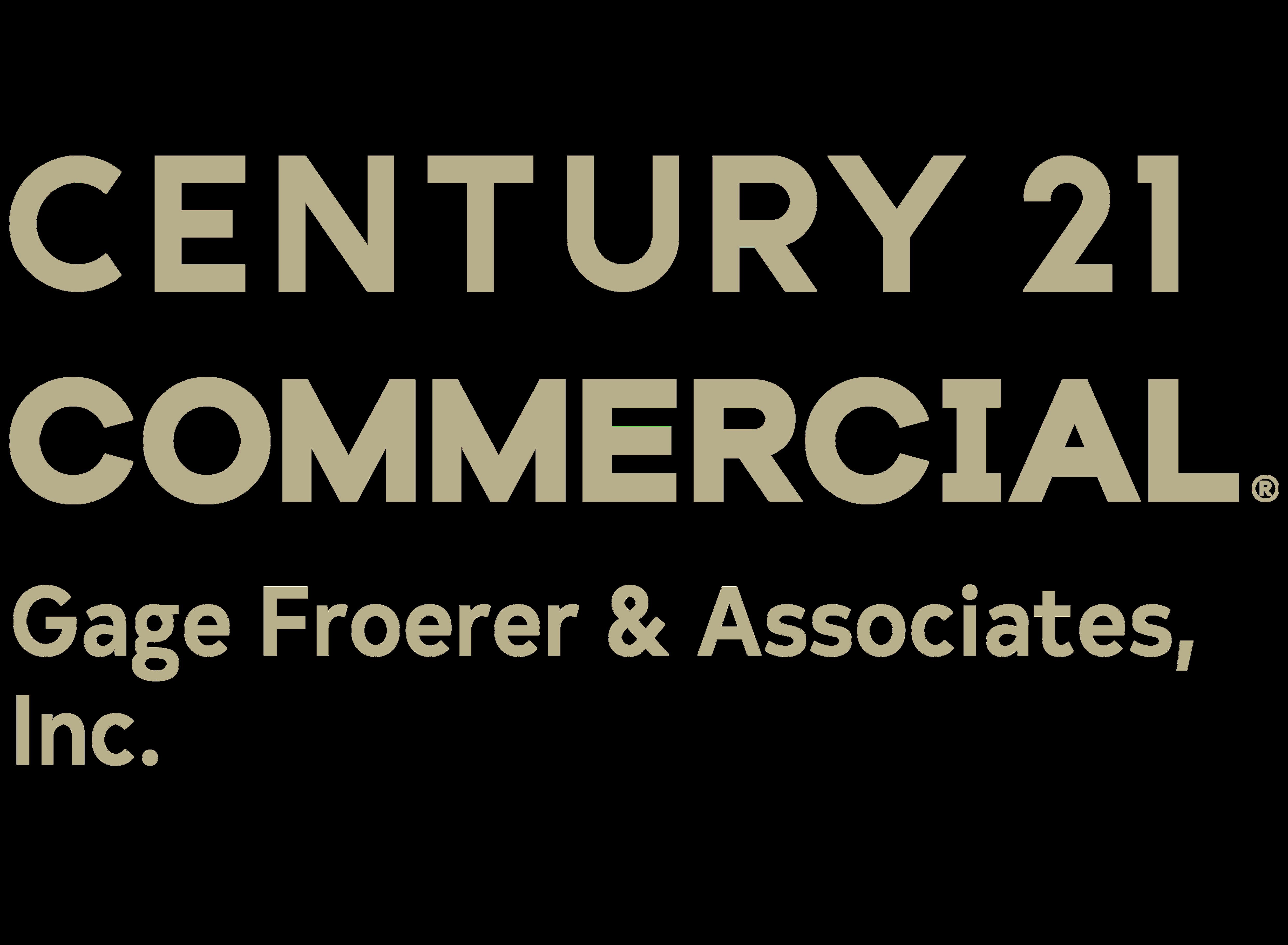 CENTURY 21 Gage Froerer & Associates, Inc.