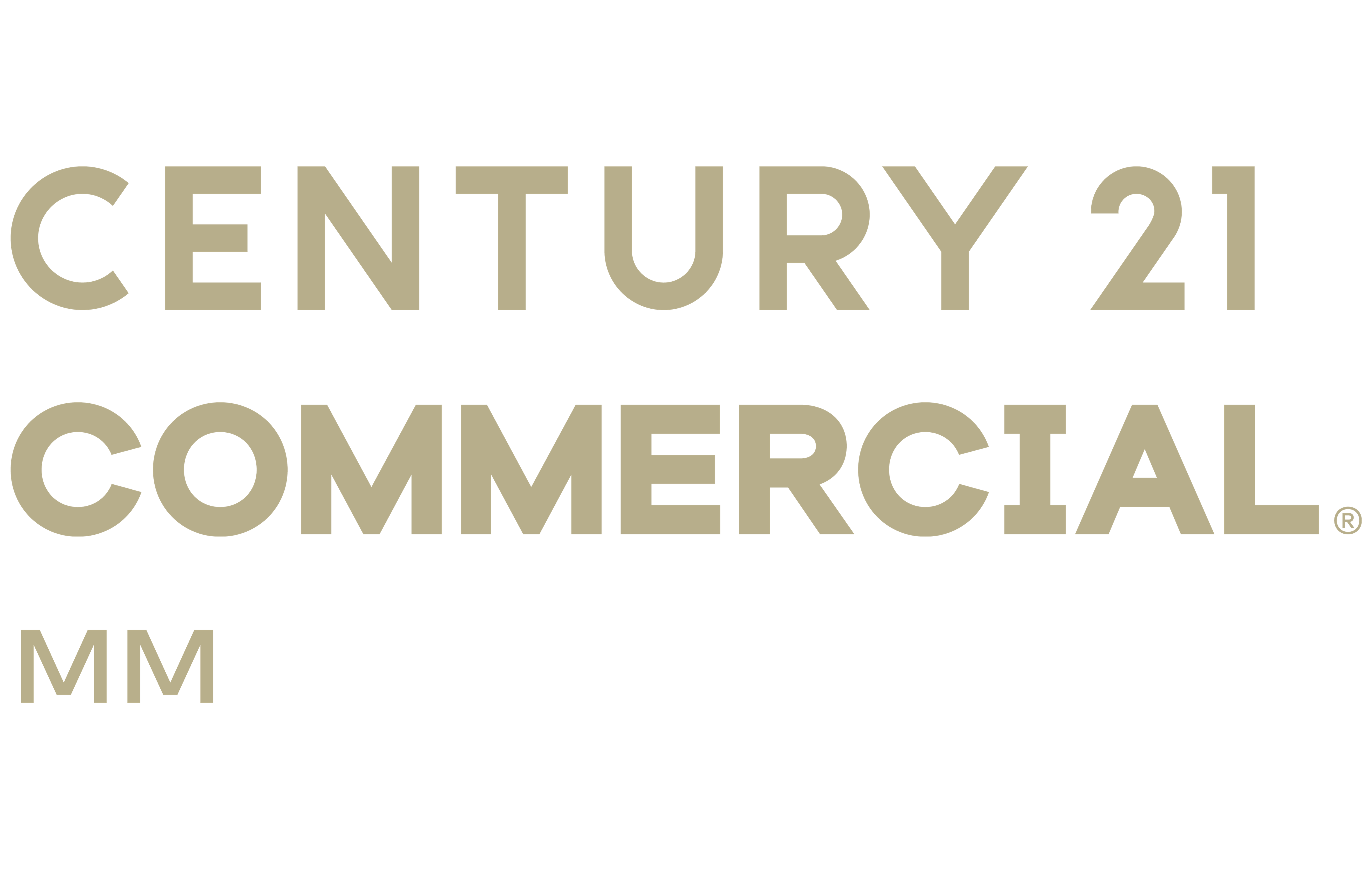Jerry Jones of CENTURY 21 MM logo