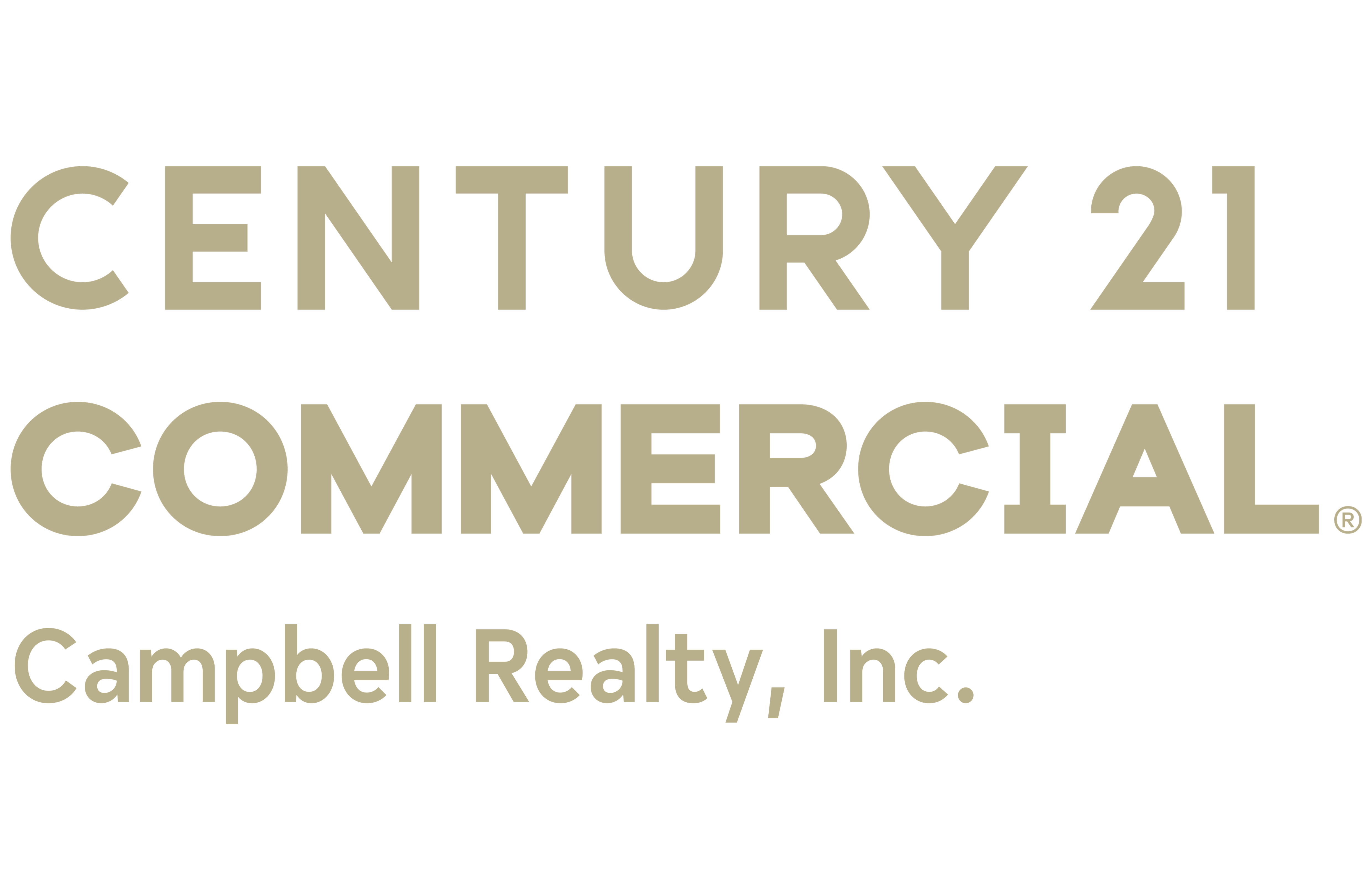 Lawrence Campbell of CENTURY 21 Campbell Realty, Inc. logo
